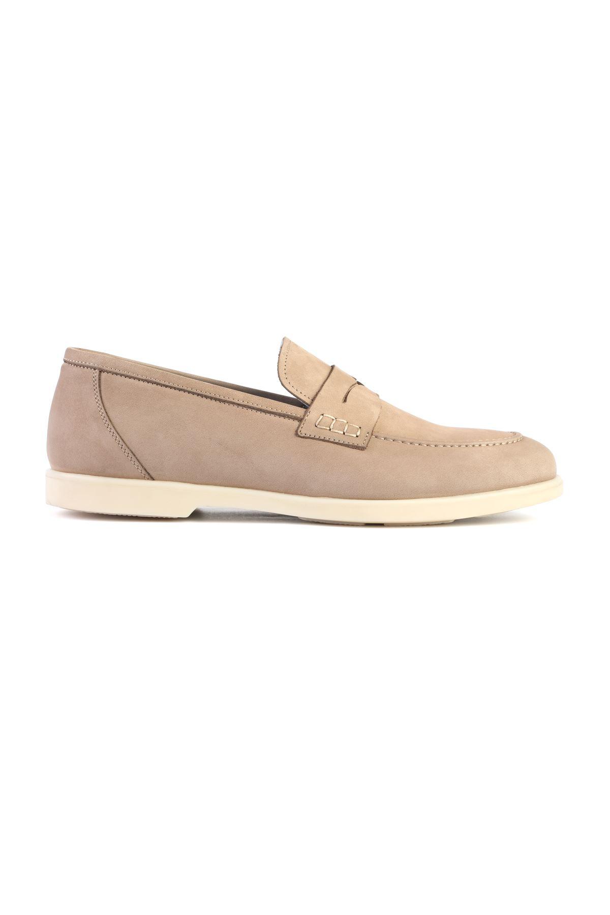 Libero 3216 Mink Loafer Shoes