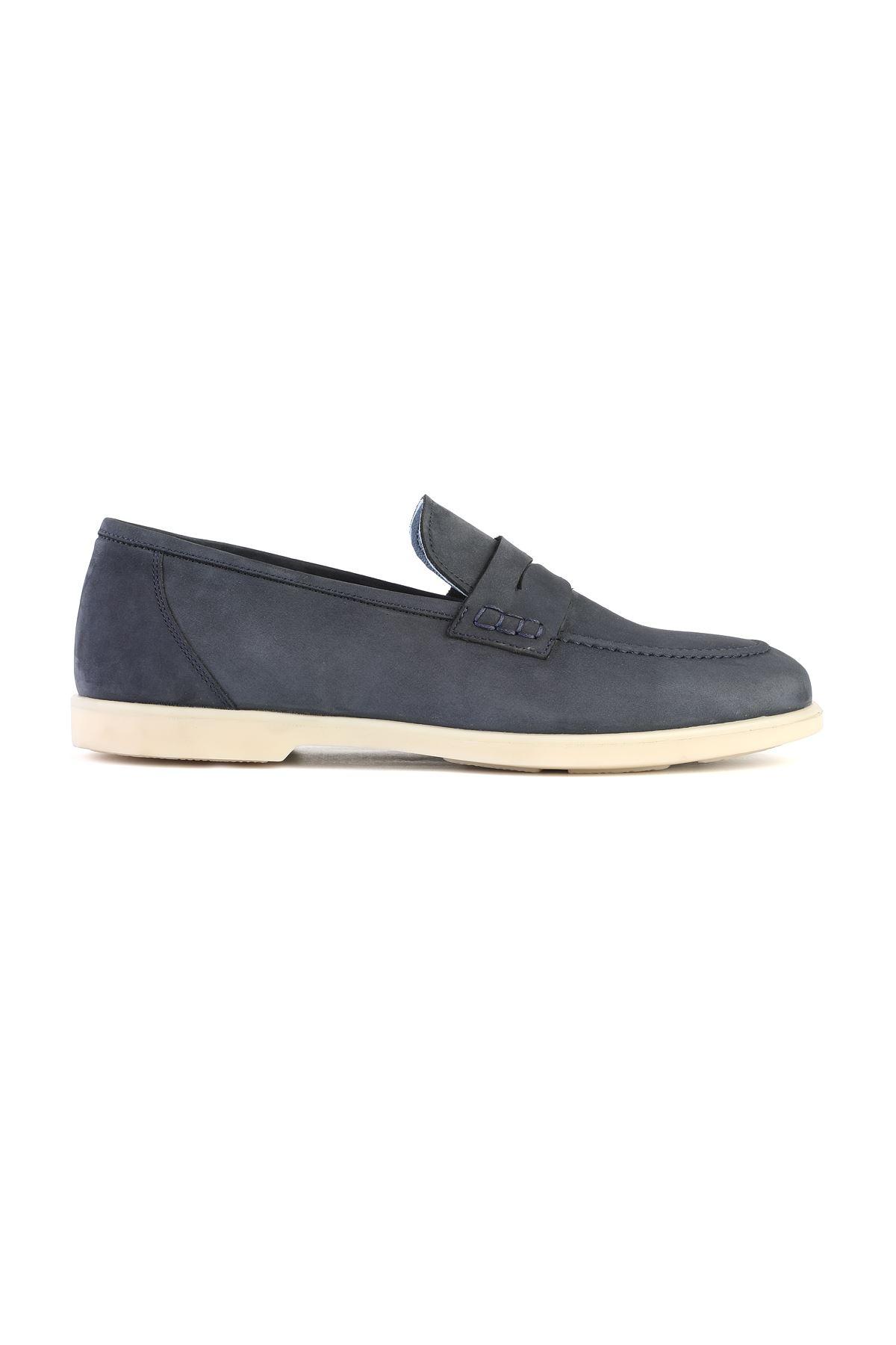 Libero 3216 Lacivert Loafer Ayakkabı