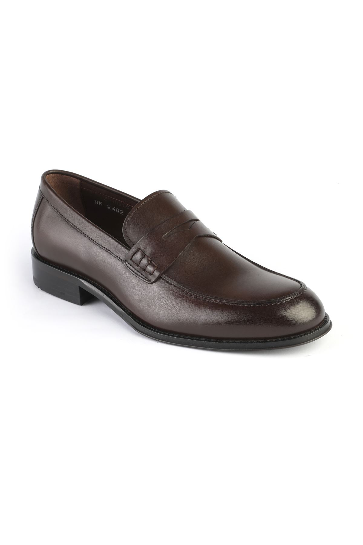 Libero 2402 Kahve Loafer Ayakkabı