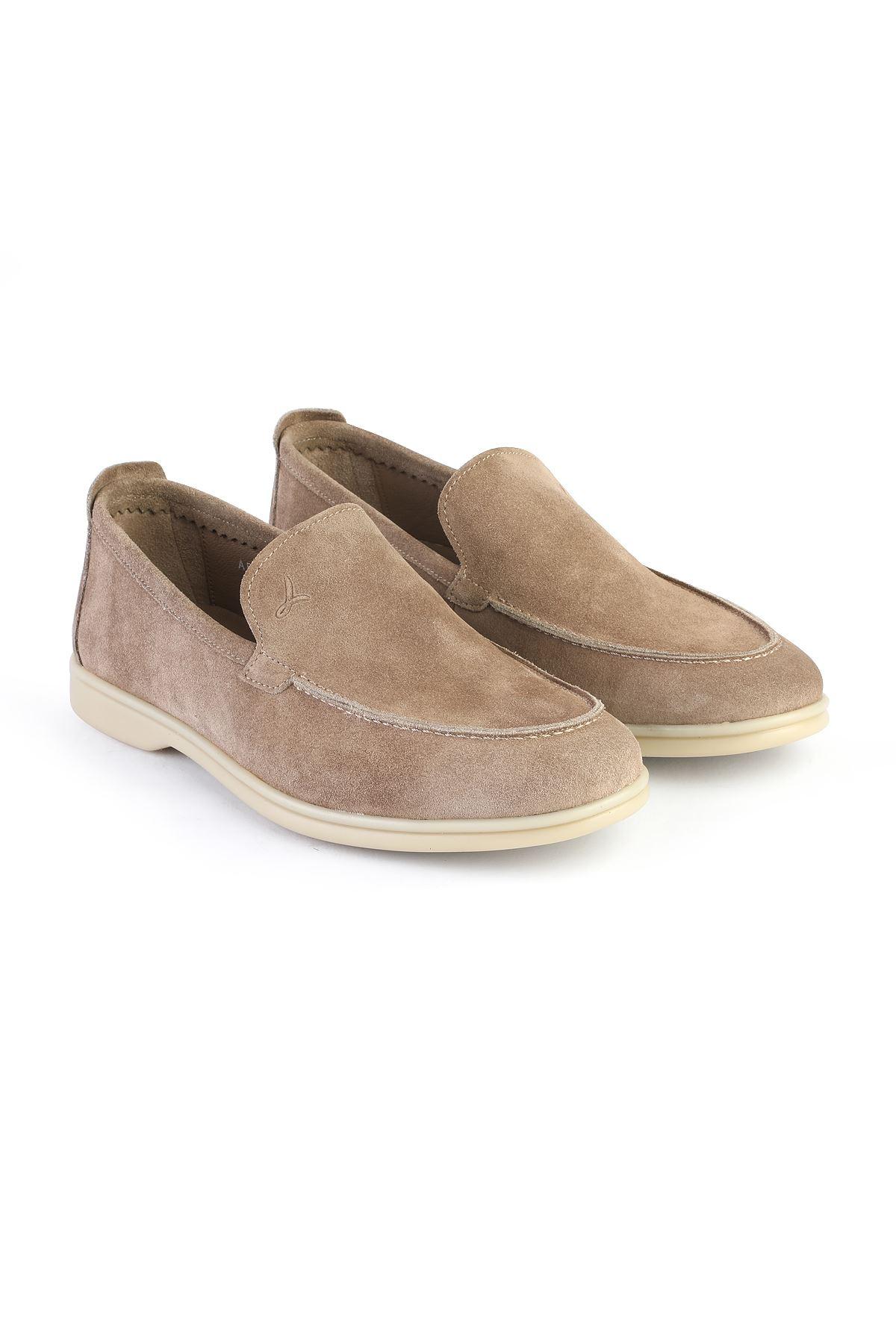Libero 3004 Vizon Loafer Ayakkabı