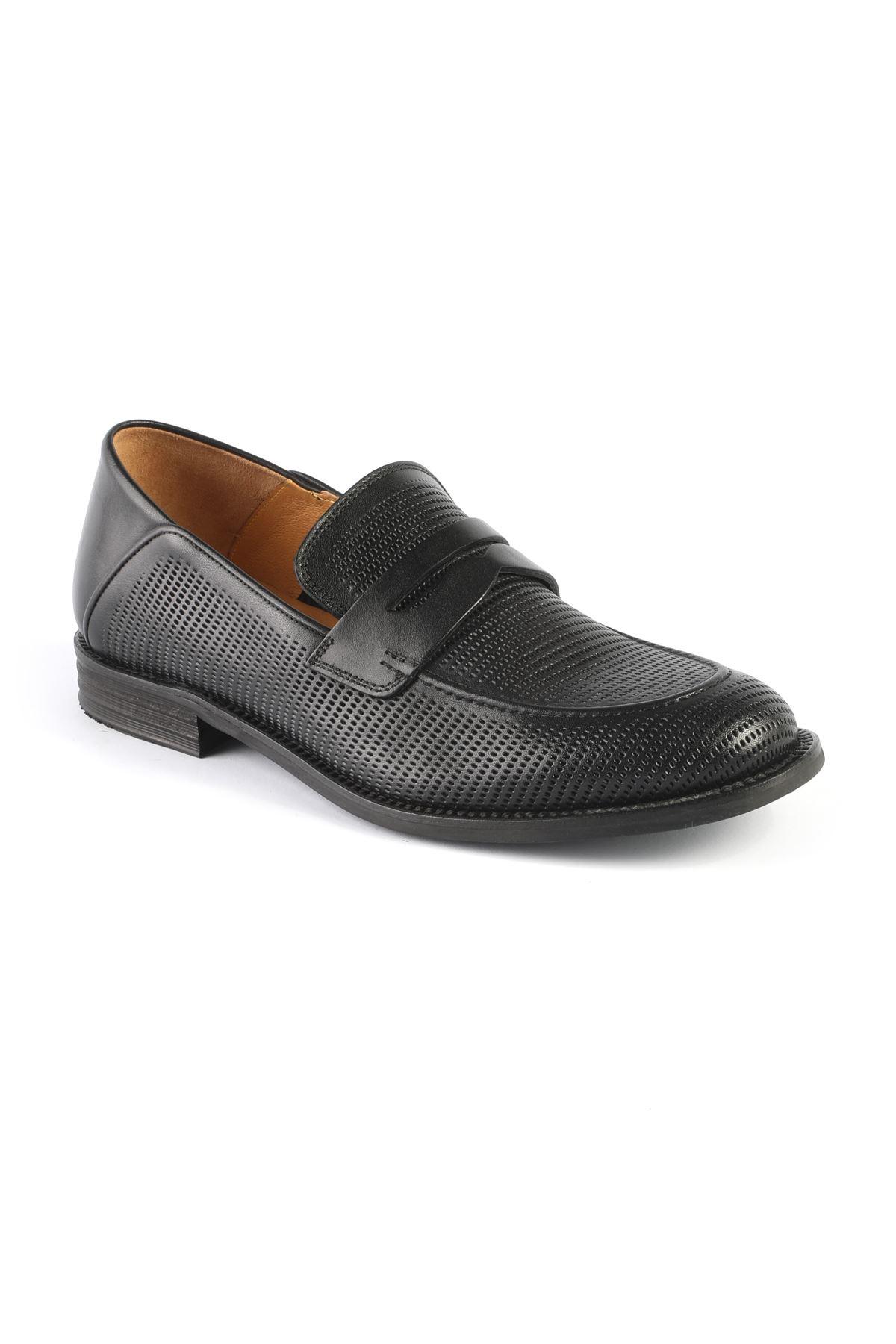 Libero L3211 Black Classic Shoes