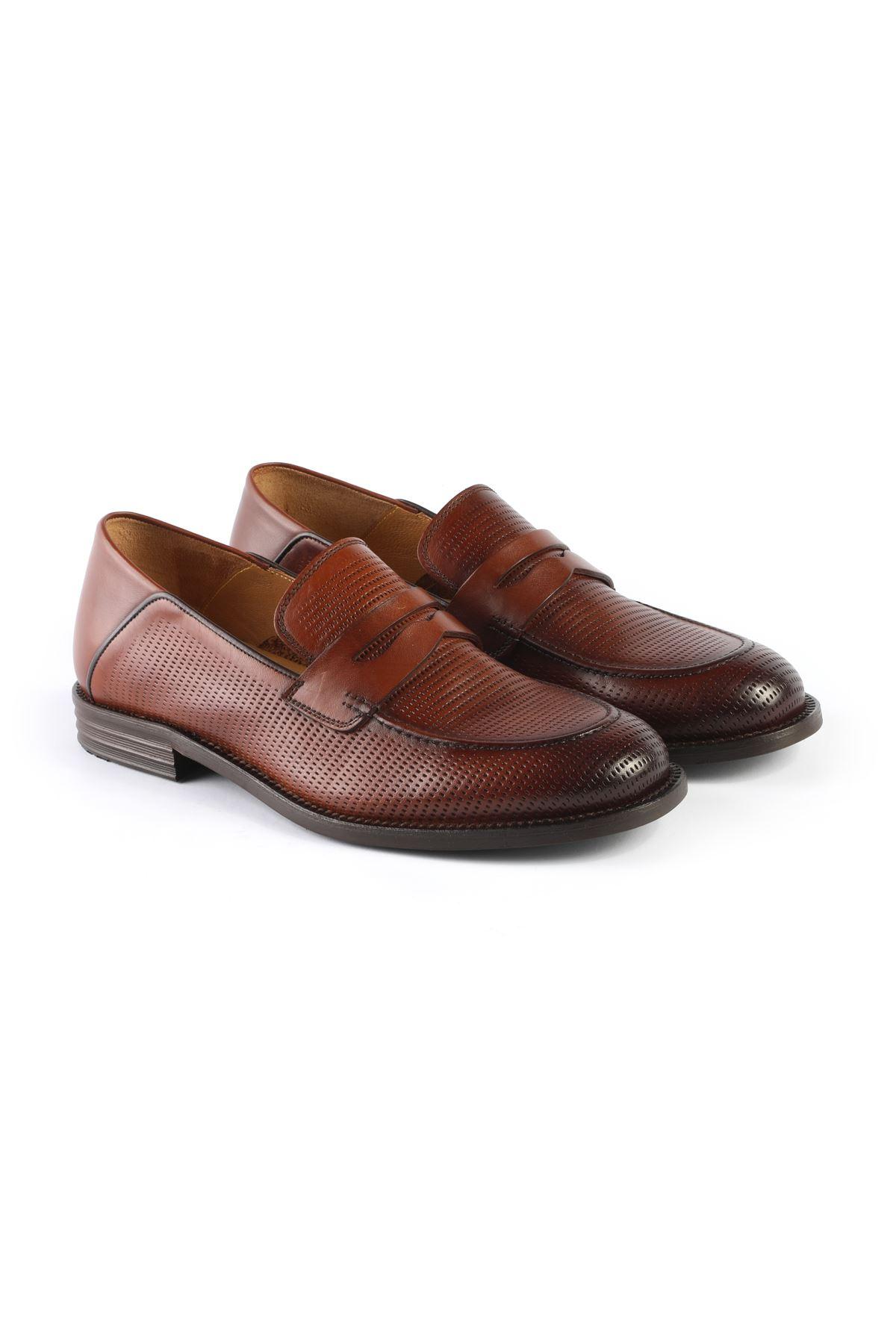 Libero L3211 Taba Klasik Ayakkabı