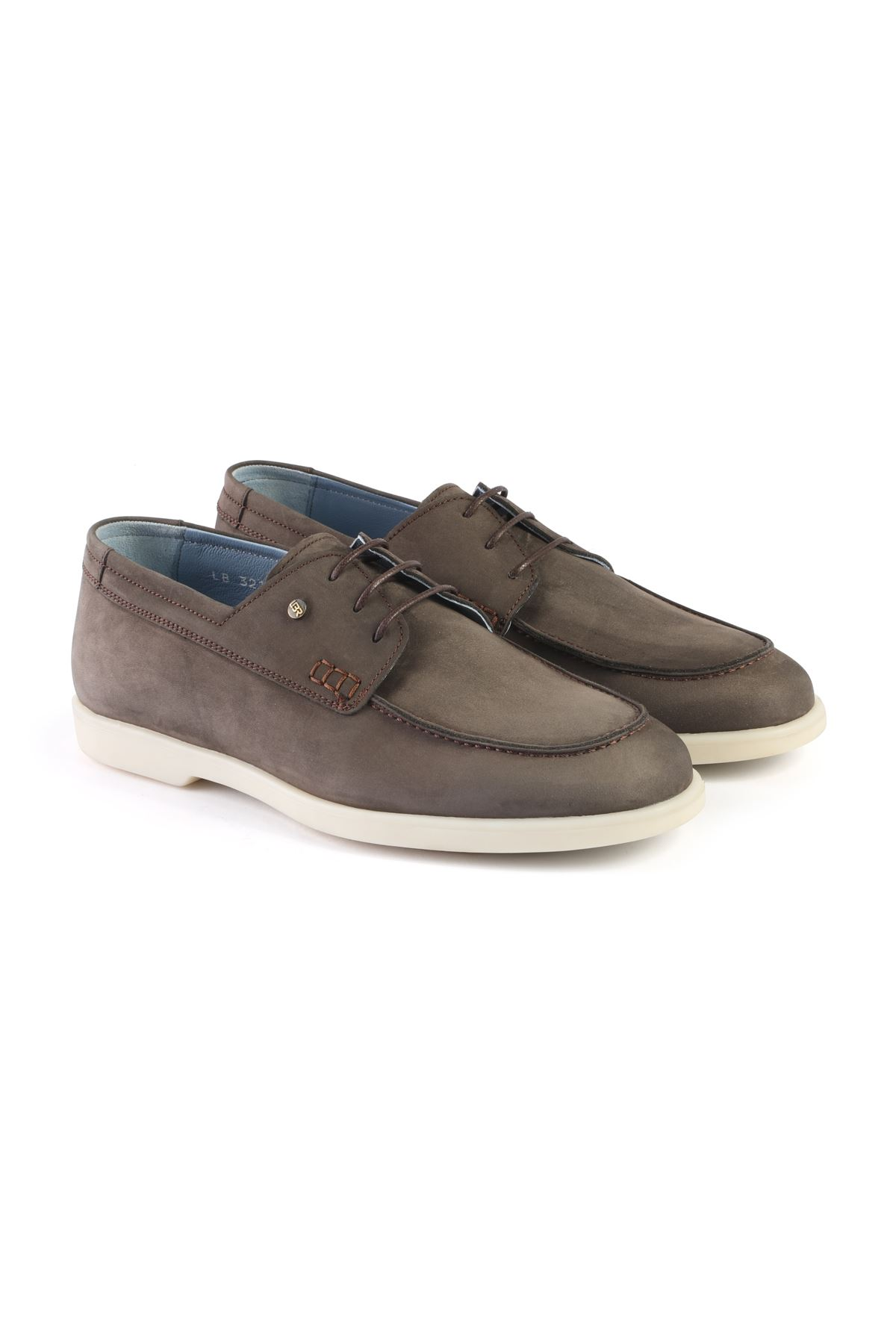 Libero L3215 Brown Loafer Shoes
