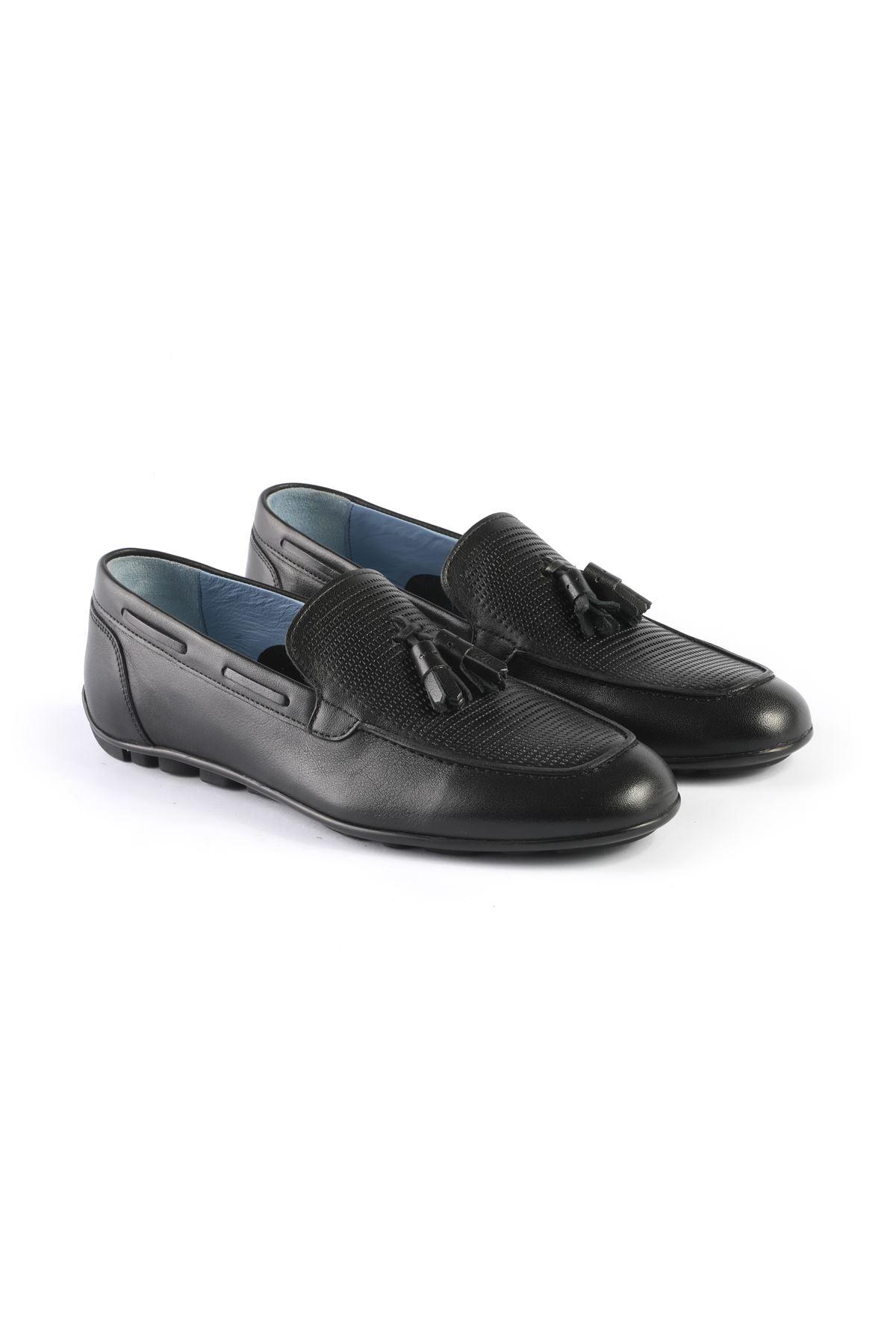 Libero L3408 Siyah Loafer Ayakkabı