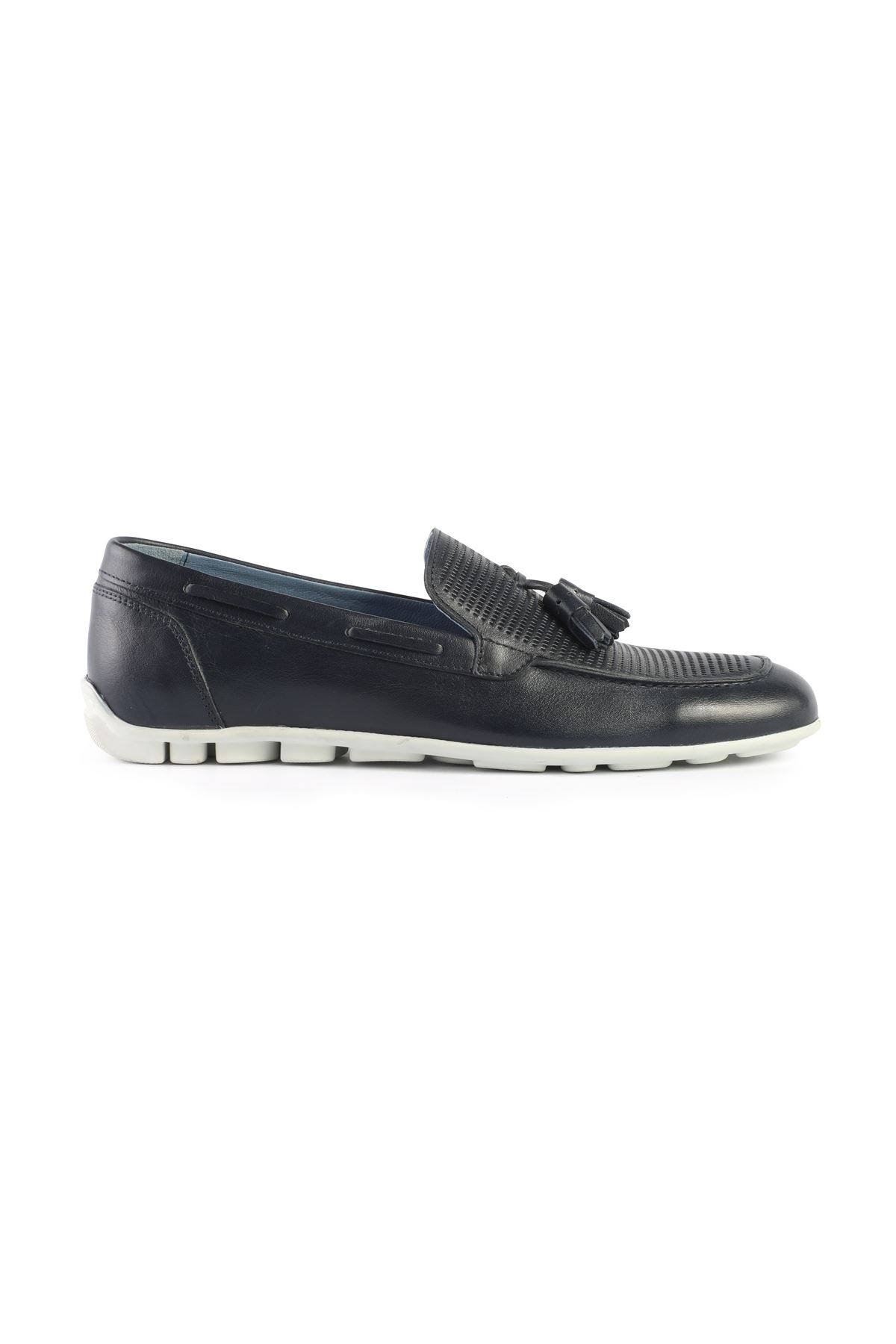 Libero L3408 Lacivert Loafer Ayakkabı