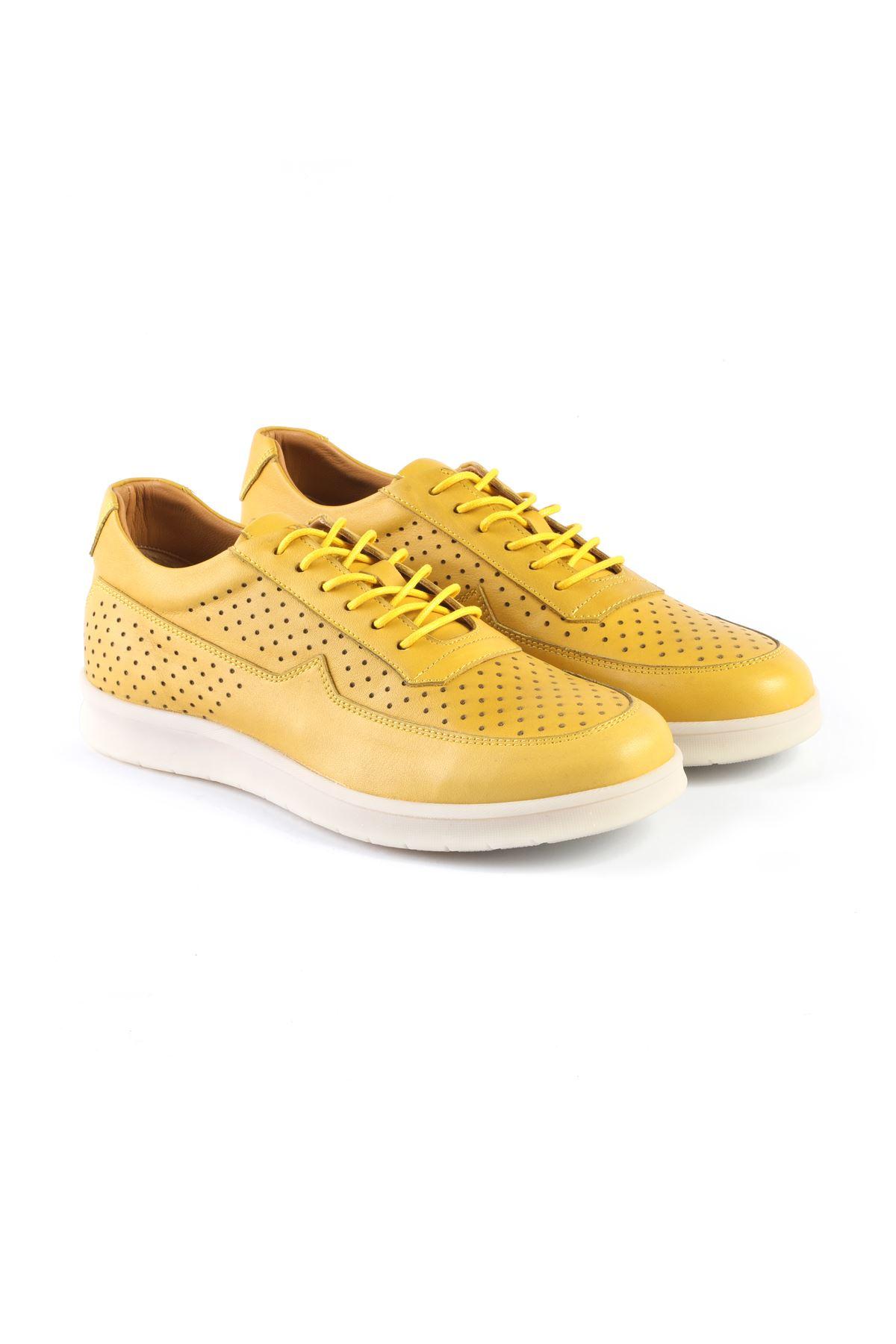 Libero 3241 Yellow Sports Shoes