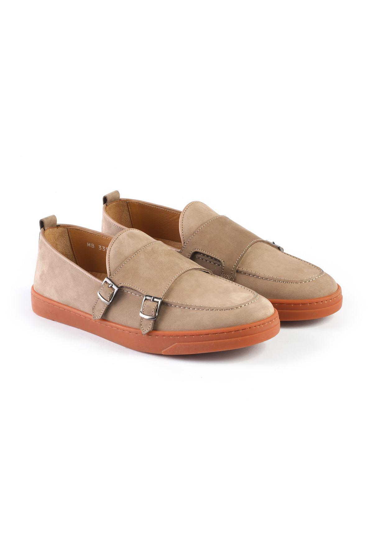 Libero L3357 Vizon Loafer Ayakkabı
