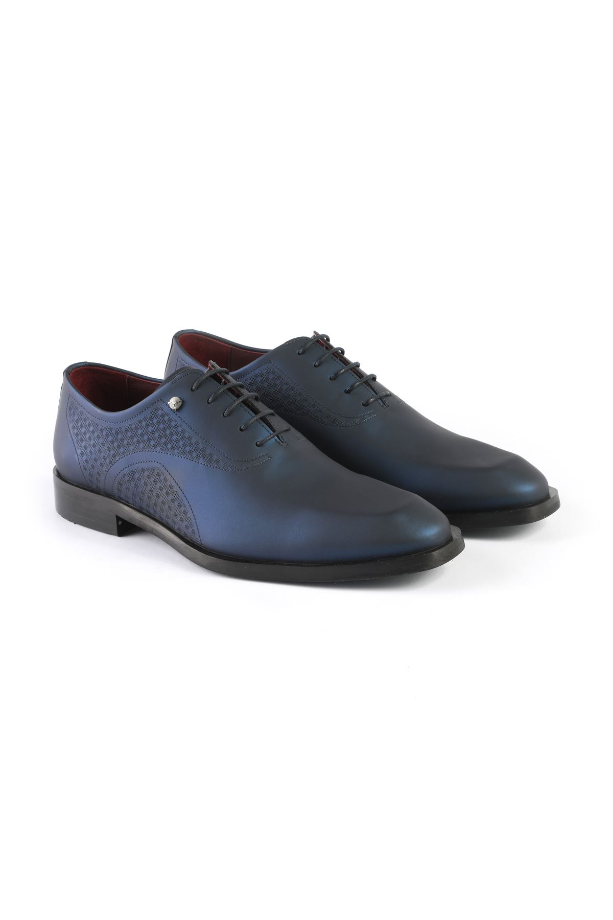 Libero 3253 Navy Blue Classic Shoes
