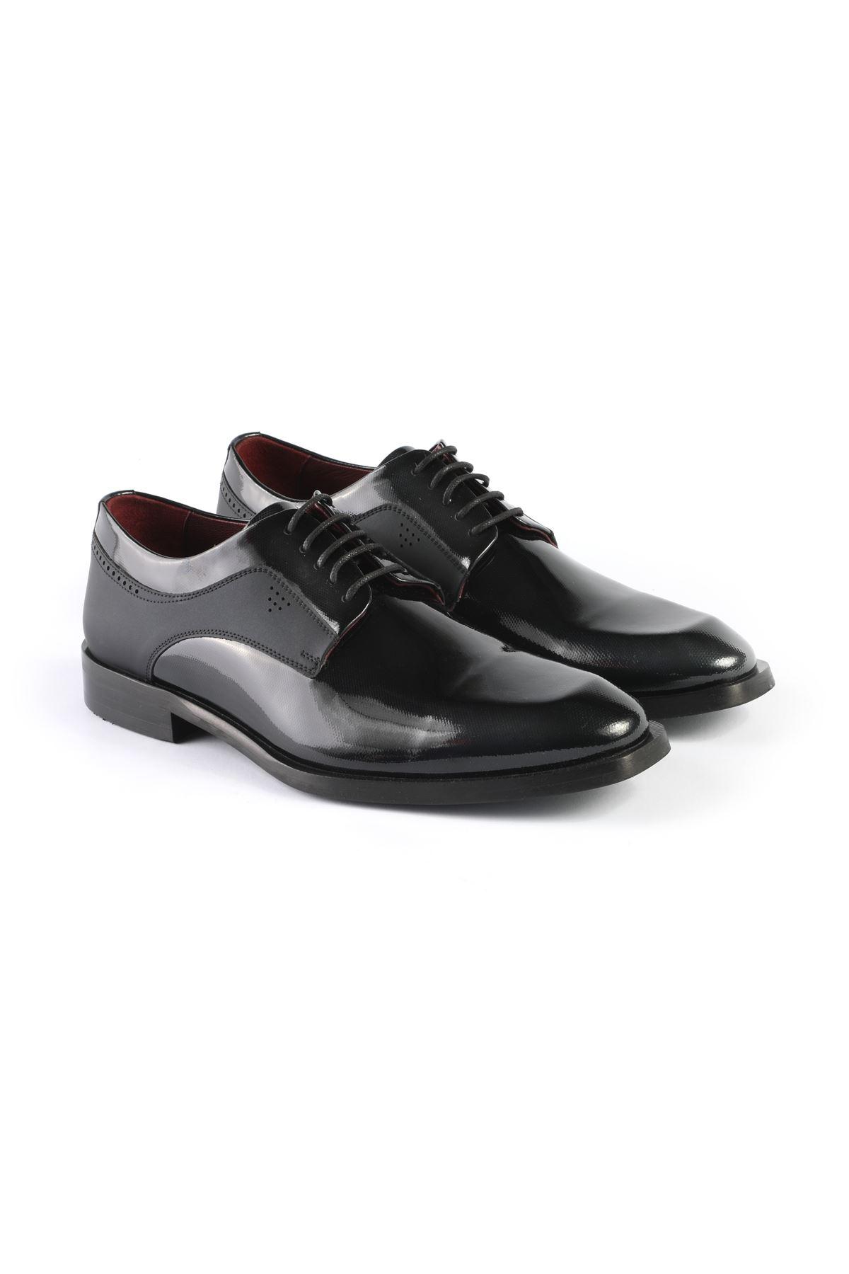 Libero L3252 Black Classic Shoes