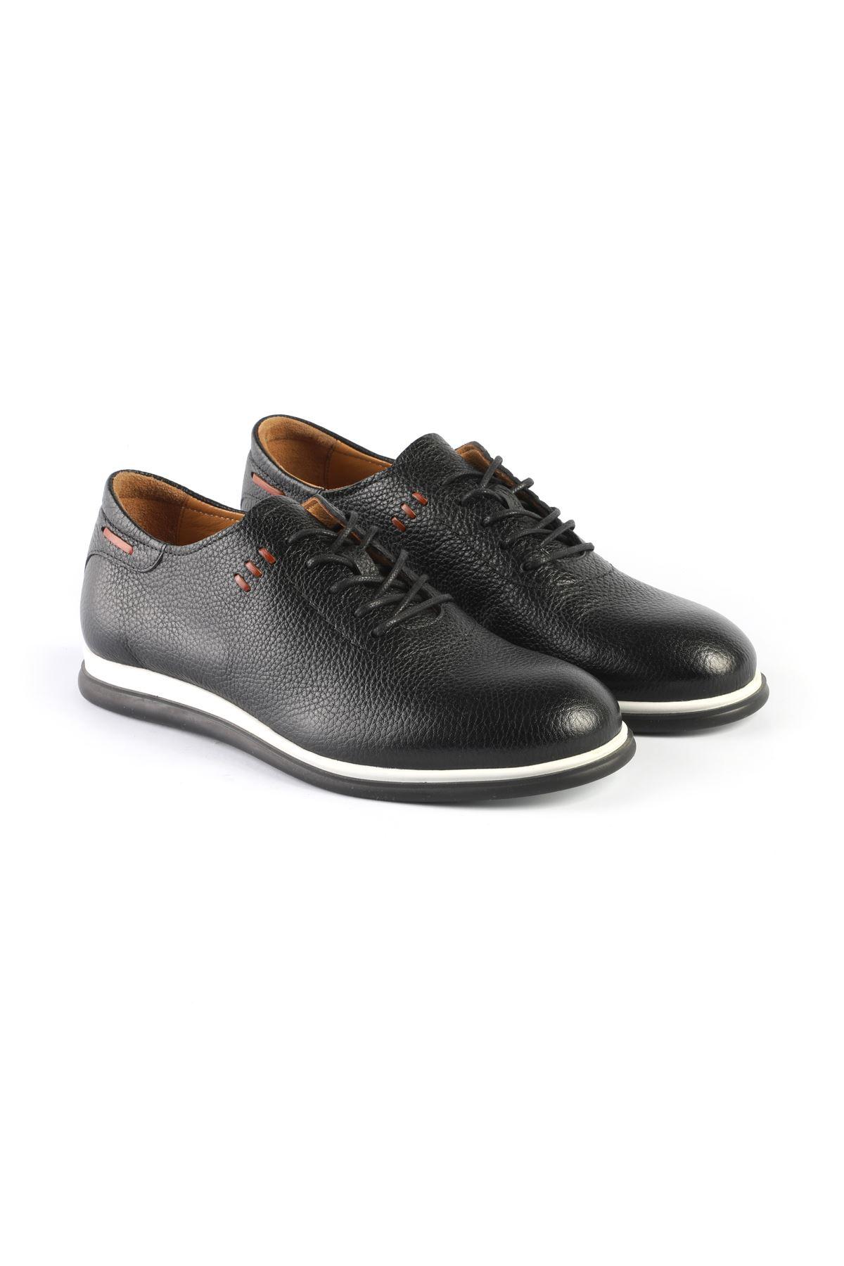 Libero L3276 Black Casual Shoes
