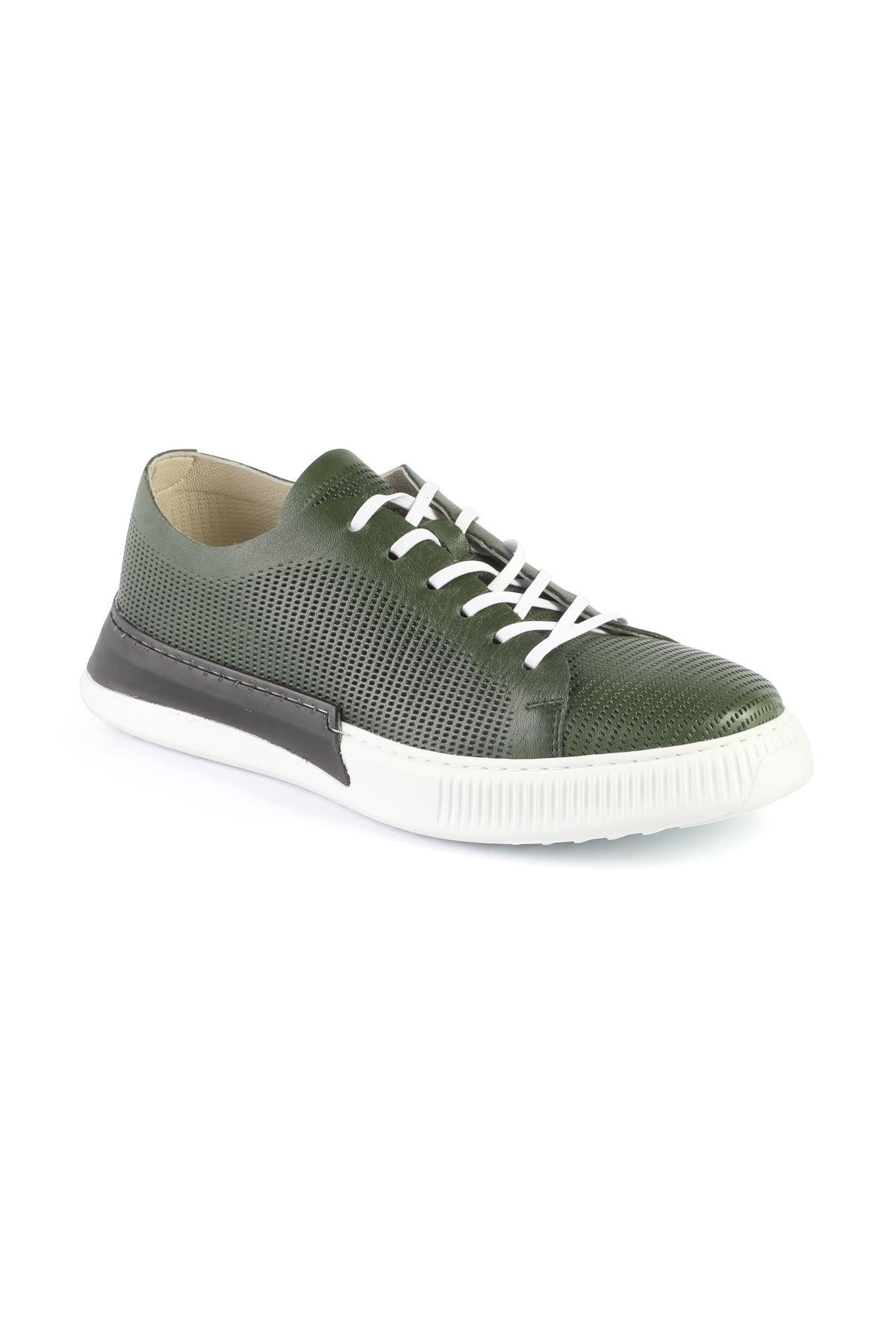 Libero L3411 Yeşil Sneaker Ayakkabı