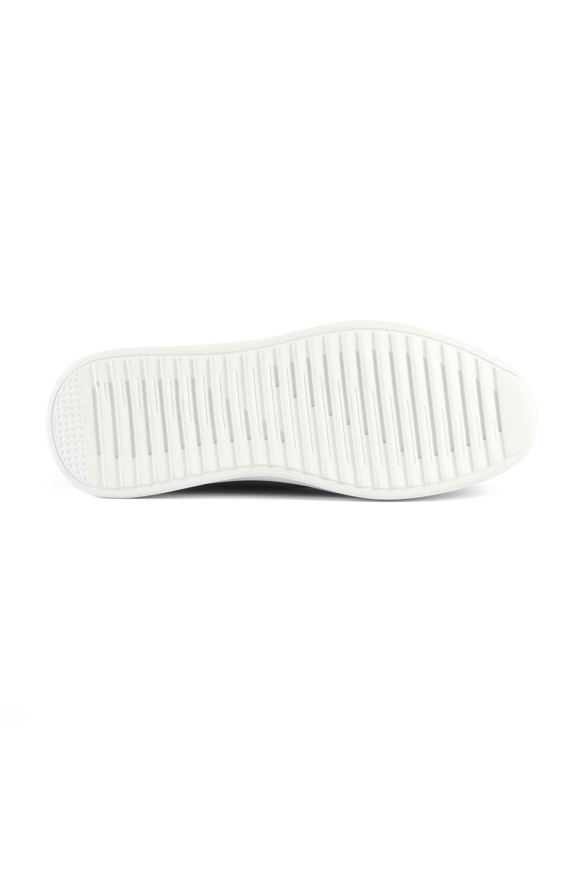 Libero L3411 Black Sneaker Shoes