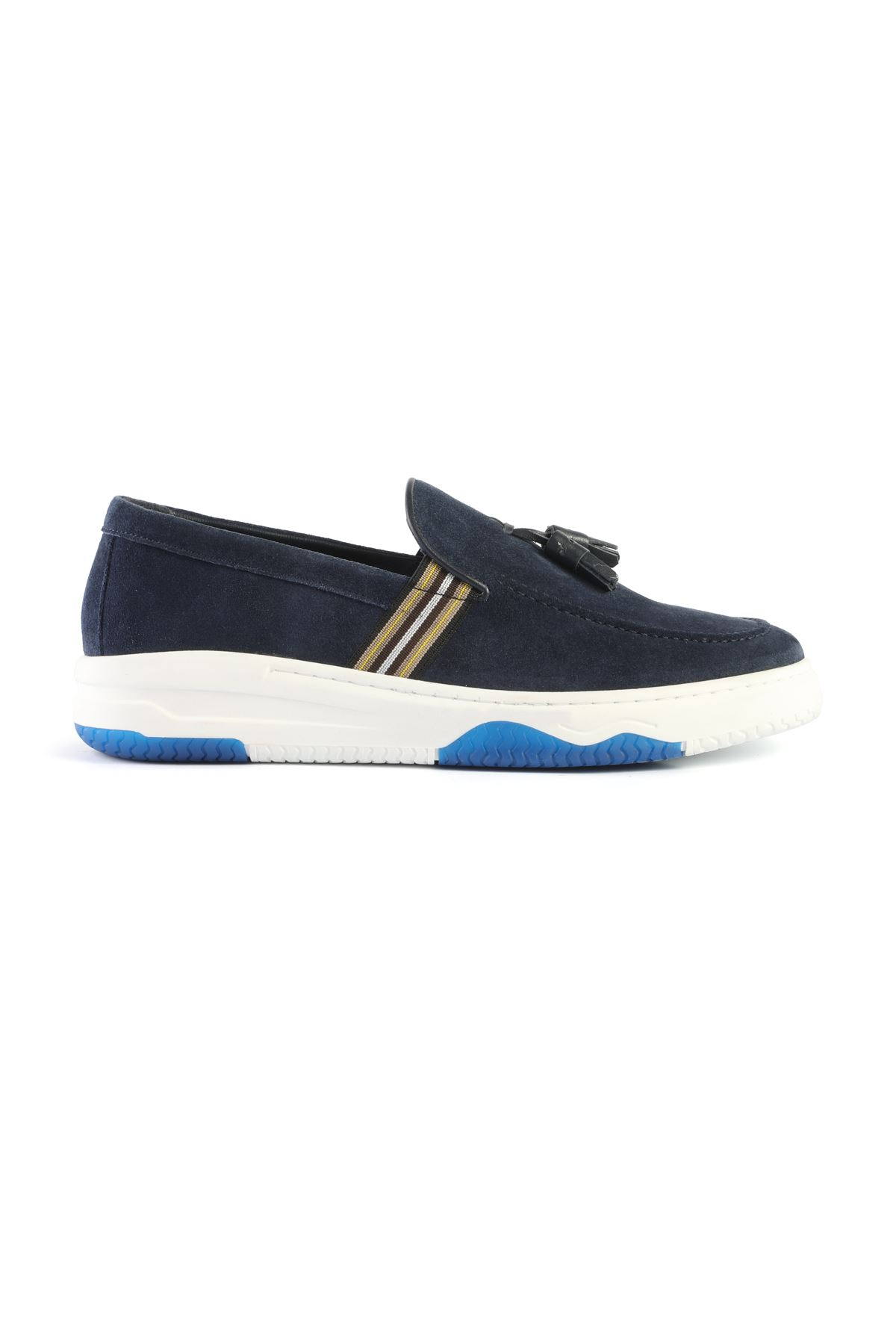 Libero L3232 Navy Blue Loafer Shoes