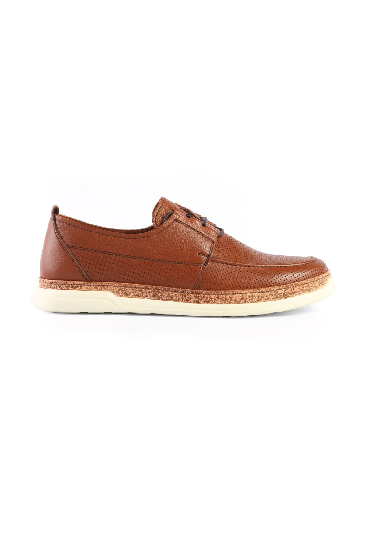 Libero L3418 Tan Loafer Shoes