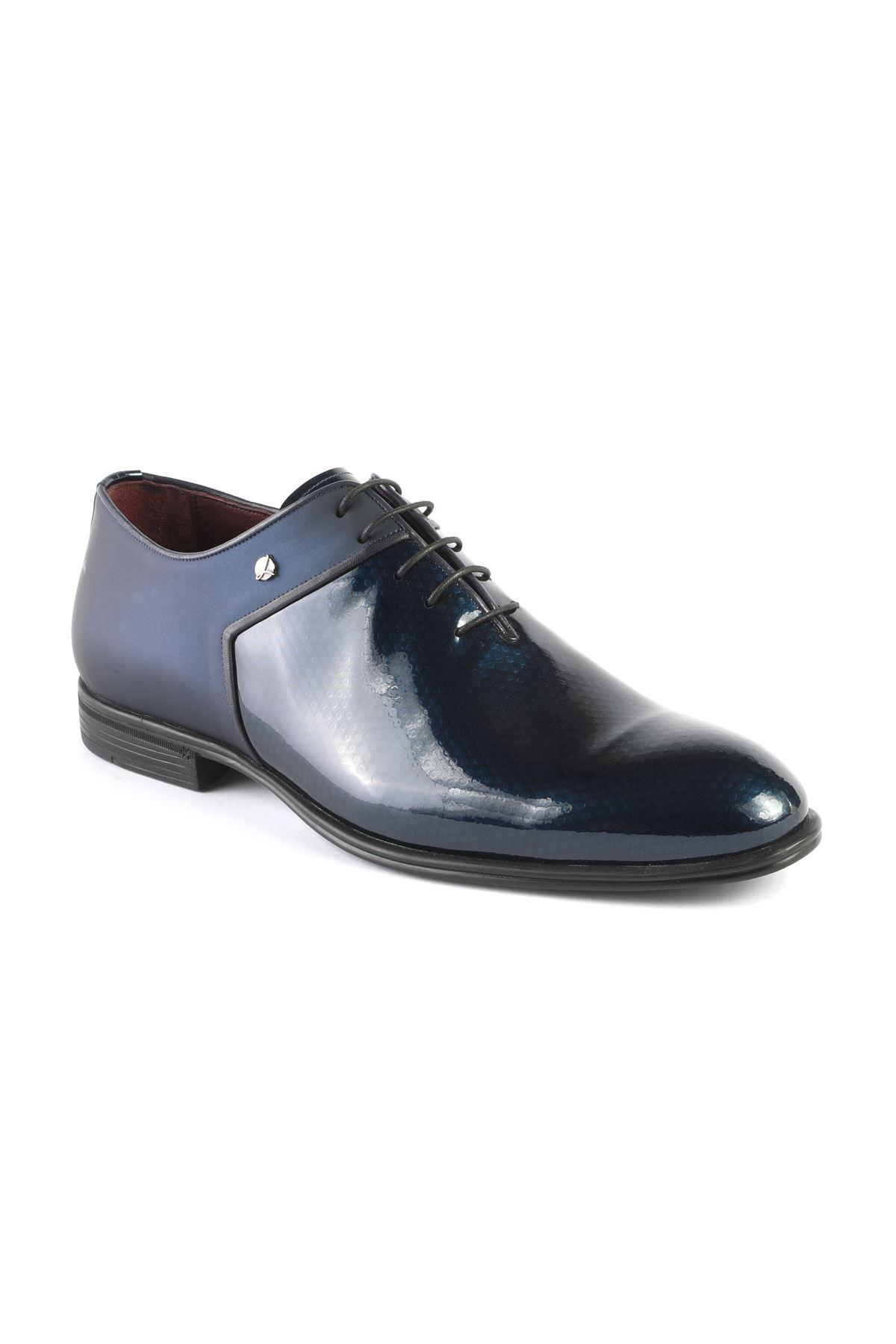 Libero T1244 Navy Blue Classic Shoes