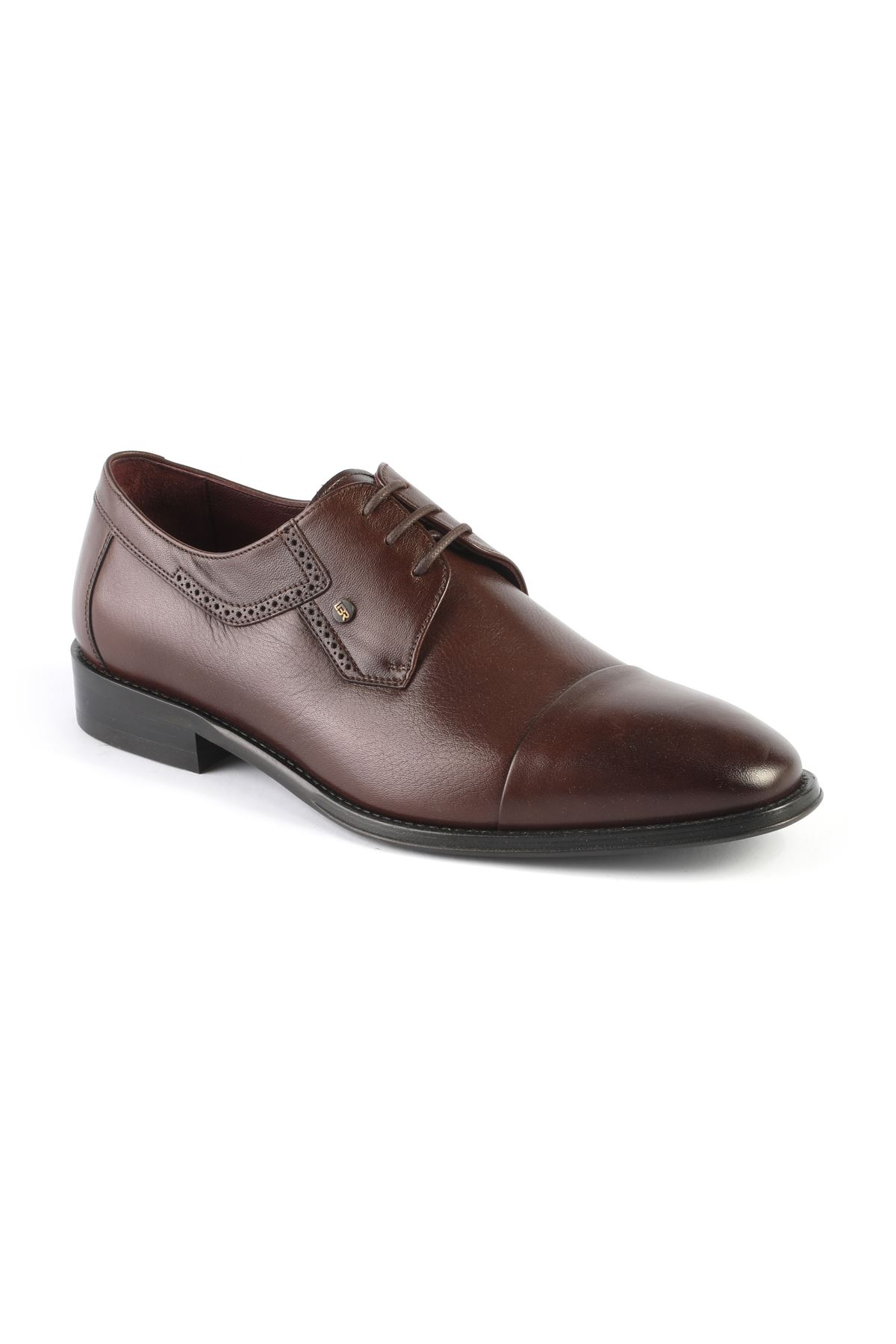 Libero T1238 Brown Classic Shoes