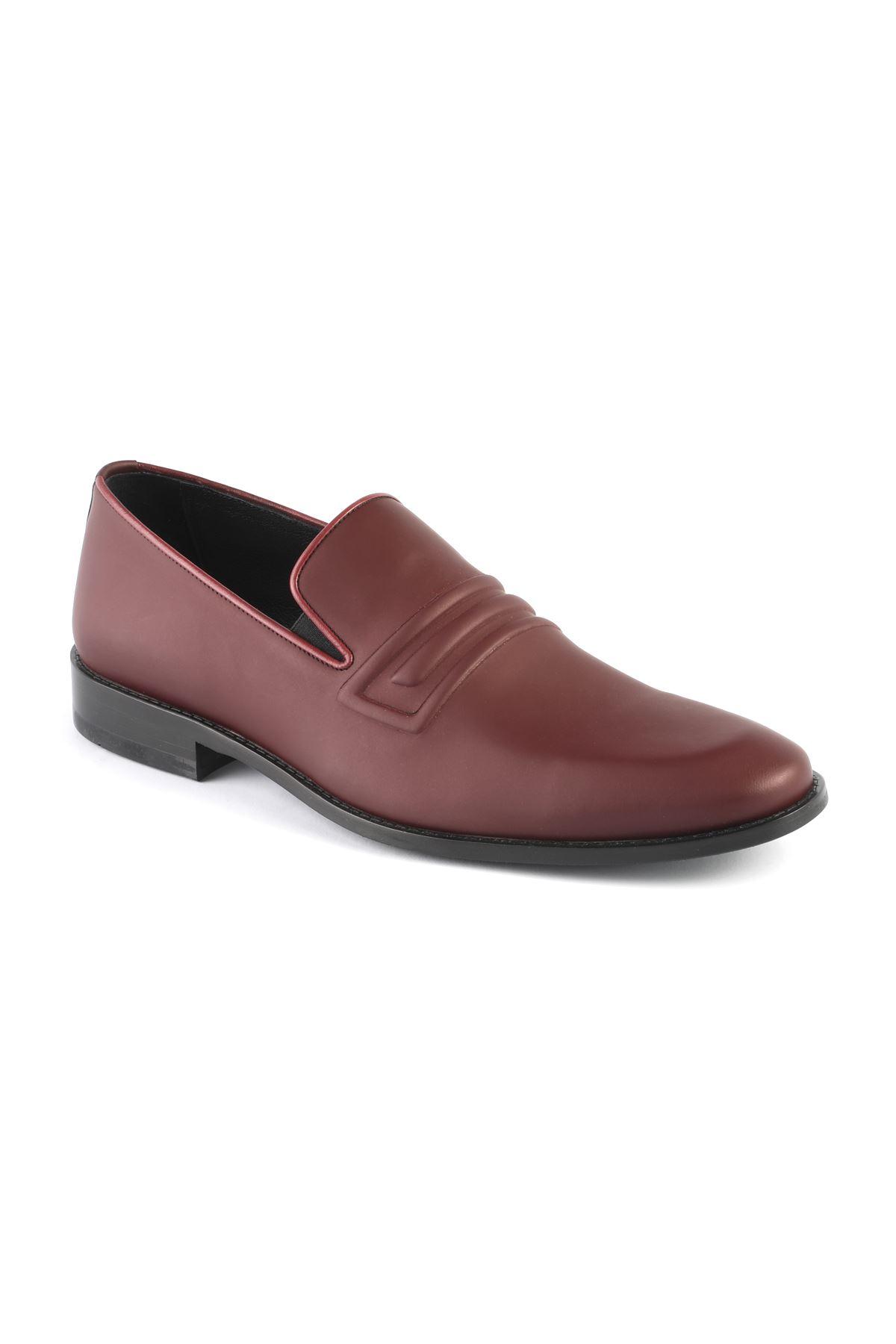 Libero T1099 Claret Red Classic Shoes