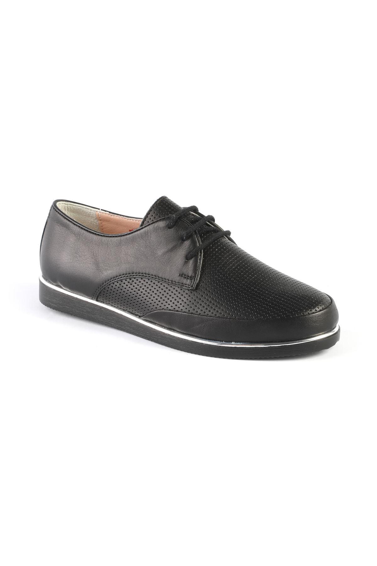 Libero AH8091 Black Babette Shoes