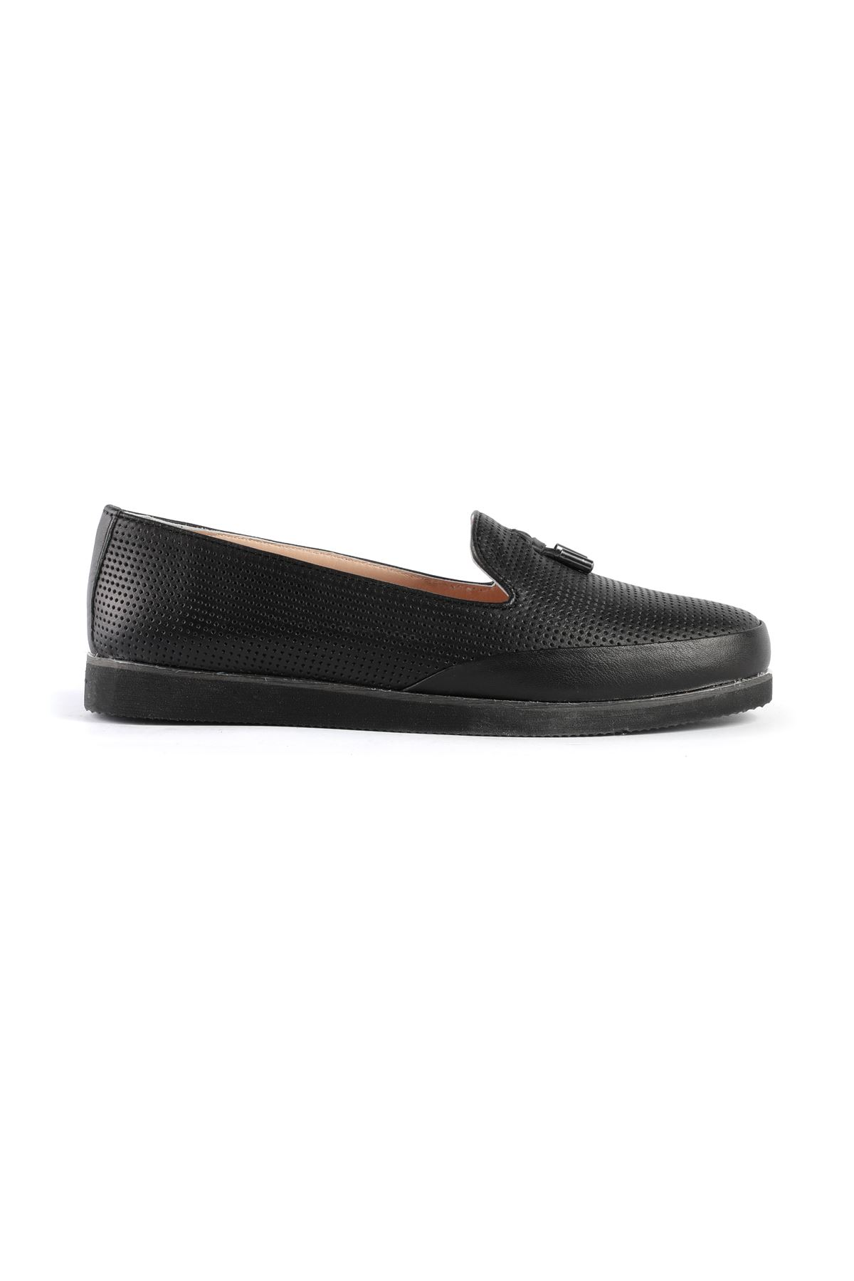 Libero AH8090 Black Babette Shoes