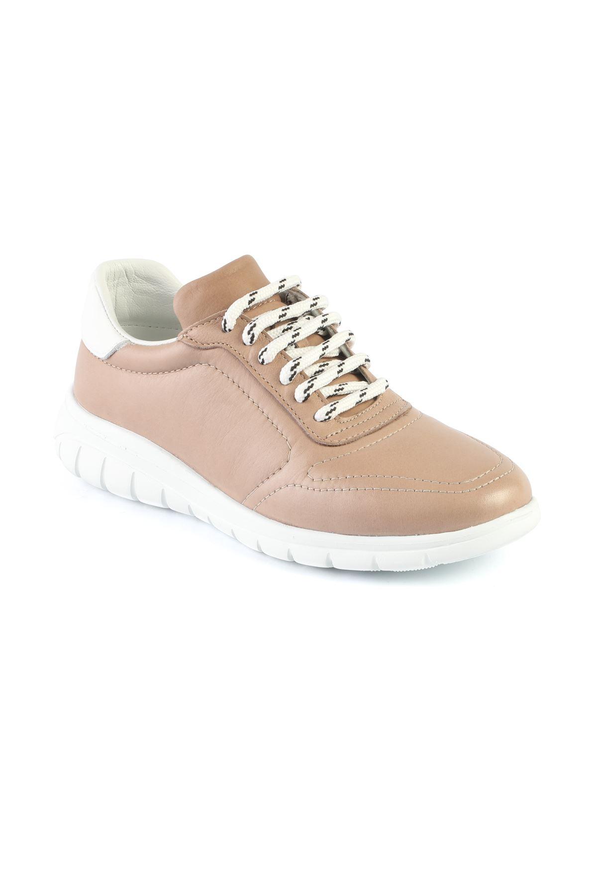 Libero LZ3389 Vizon Babet Ayakkabı
