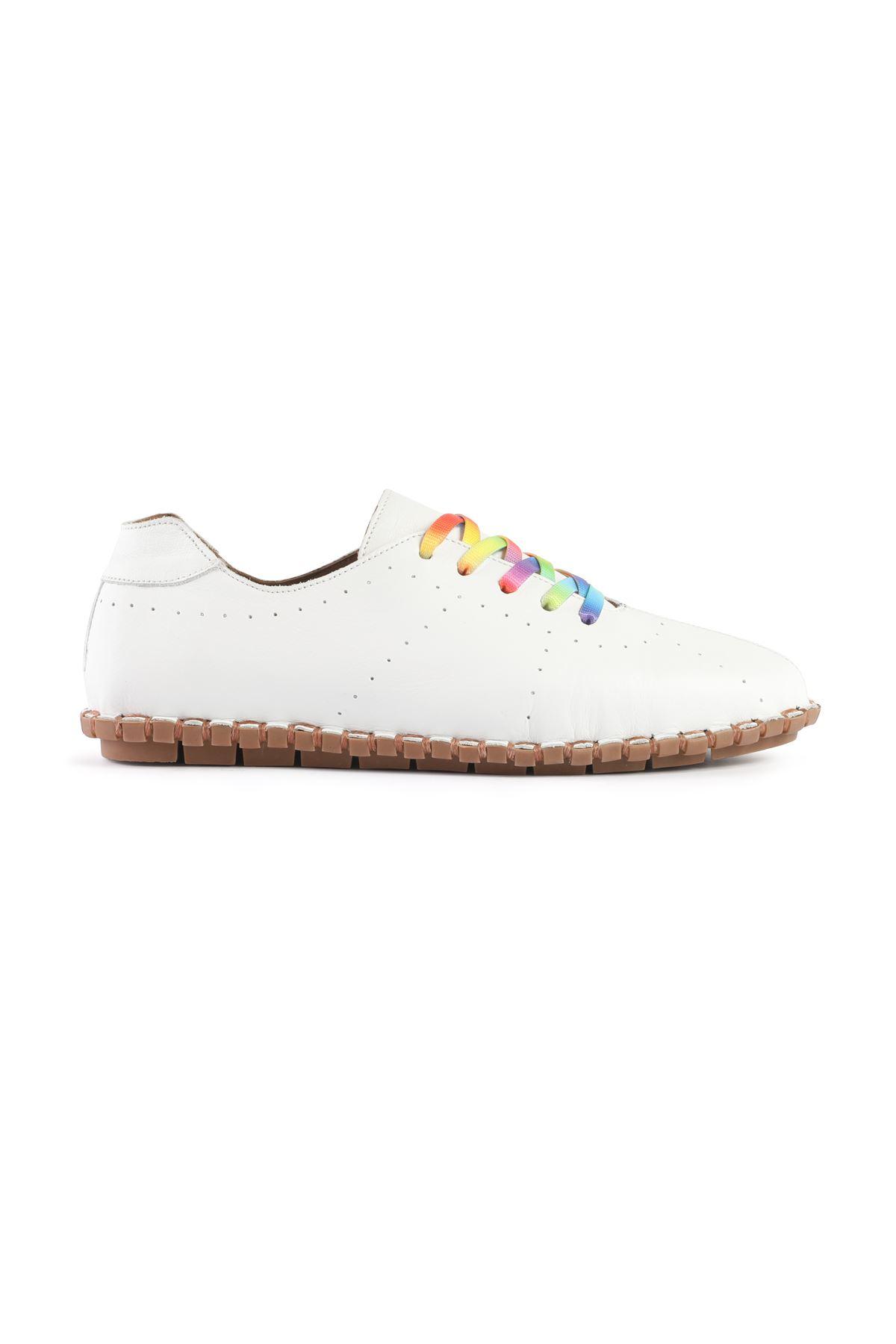 Libero MS2902 Beyaz Spor Ayakkabı