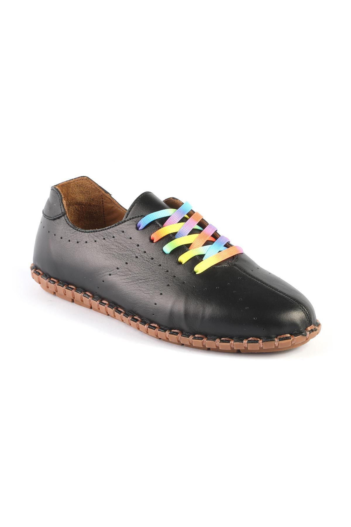 Libero MS2902 Black Babette Shoes
