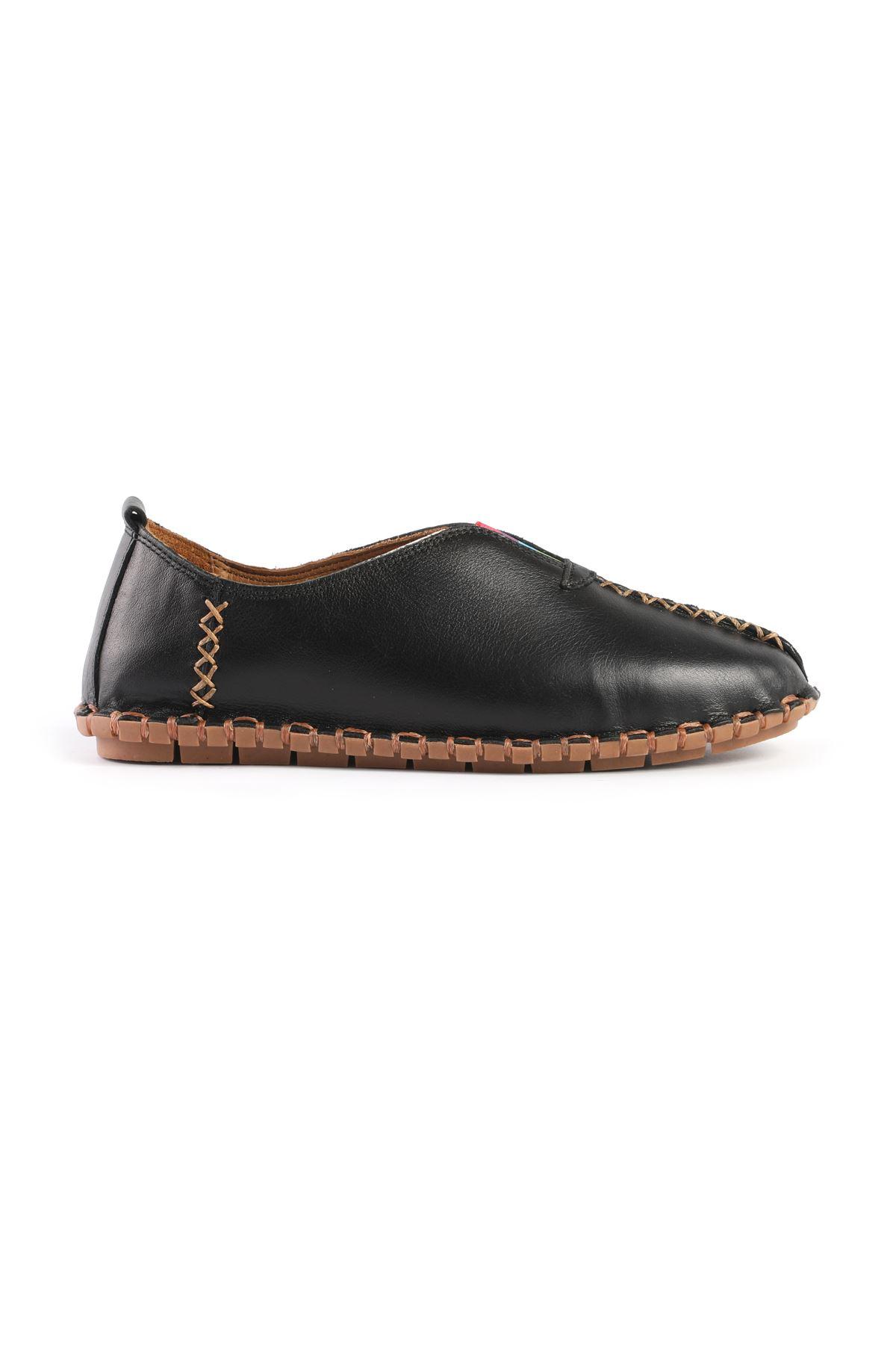 Libero MS2901 Black Babette Shoes