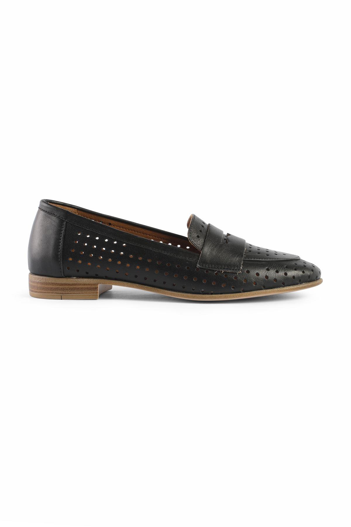 Libero MS2200 Black Babette Shoes