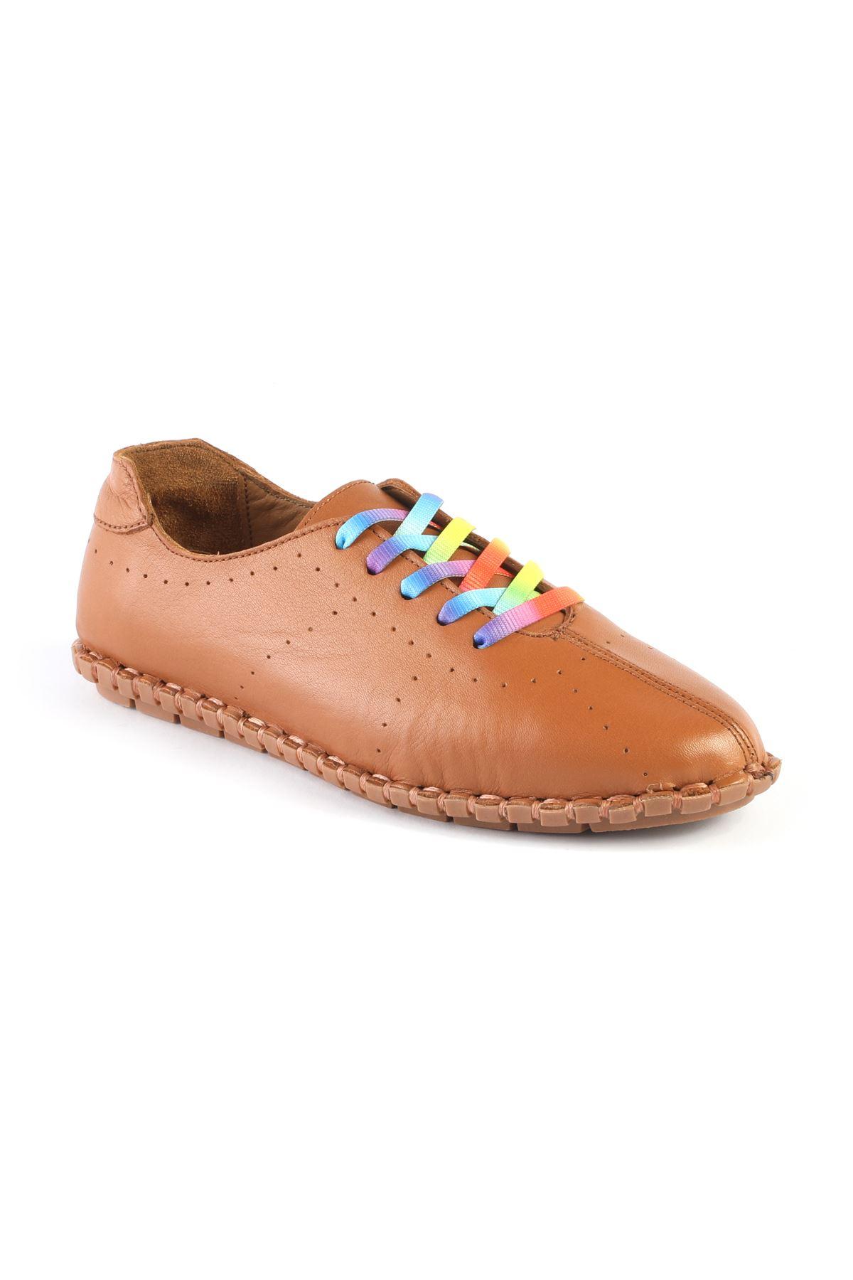 Libero MS2902 Tan Babette Shoes