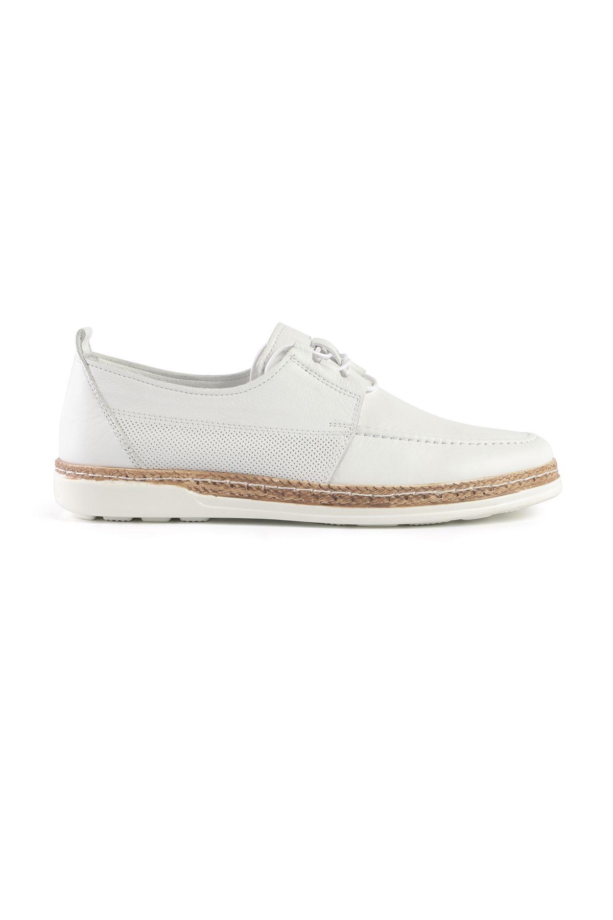Libero LZ3433 White Babette Shoes