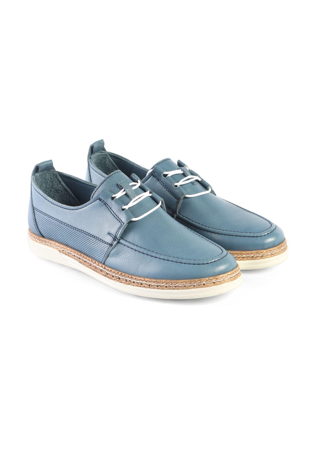 Libero LZ3433 Blue Babette Shoes