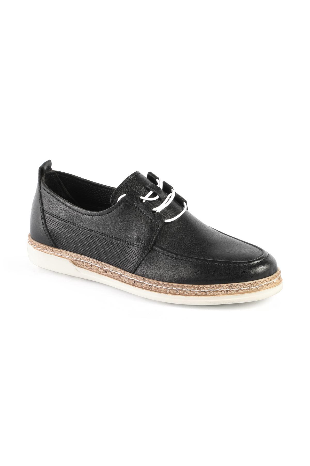 Libero LZ3433 Siyah Bayan Babet Ayakkabı