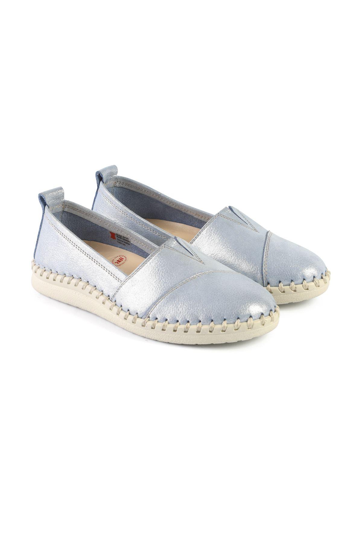 Libero AH6016 Blue Babette Shoes
