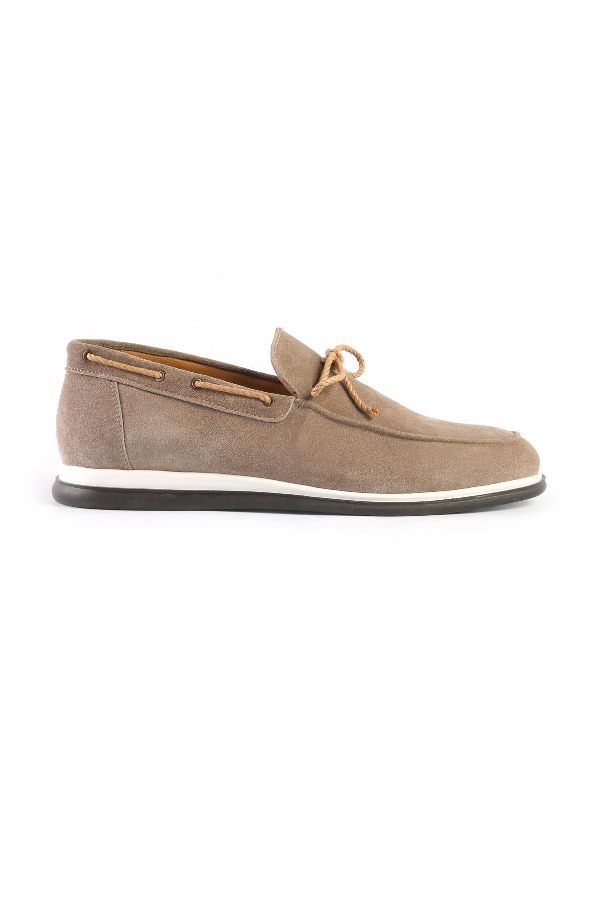 Libero 3283 Mink Loafer Shoes
