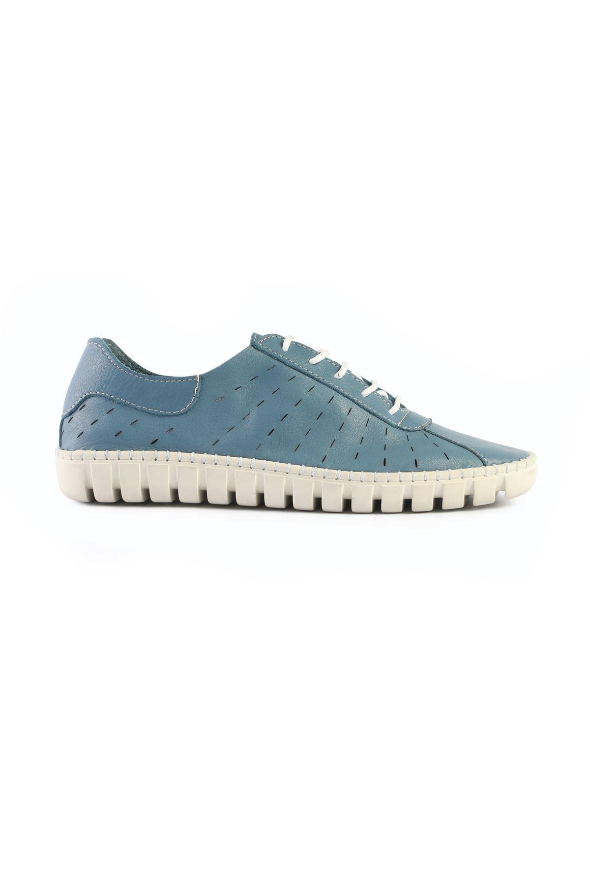 Libero AH6020 Mavi Casual Ayakkabı