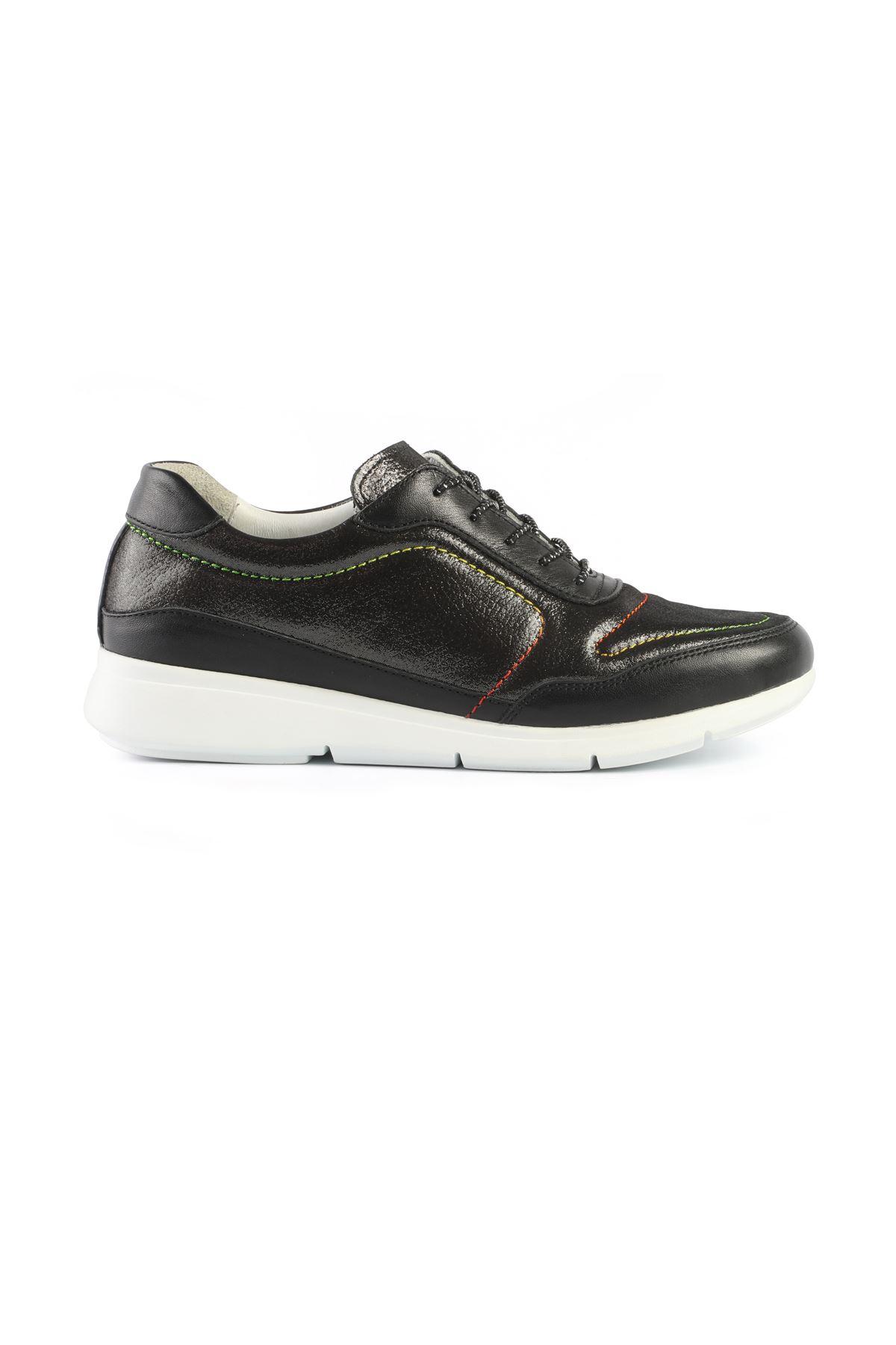 Libero AE0082 Black Sports Shoes