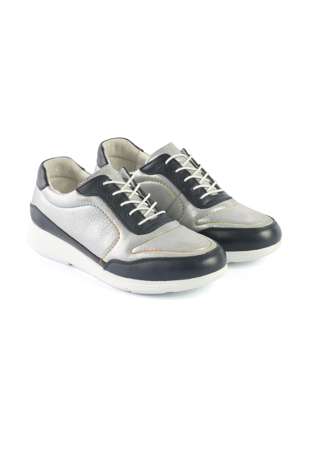 Libero AE0082 Silver Sport Shoes