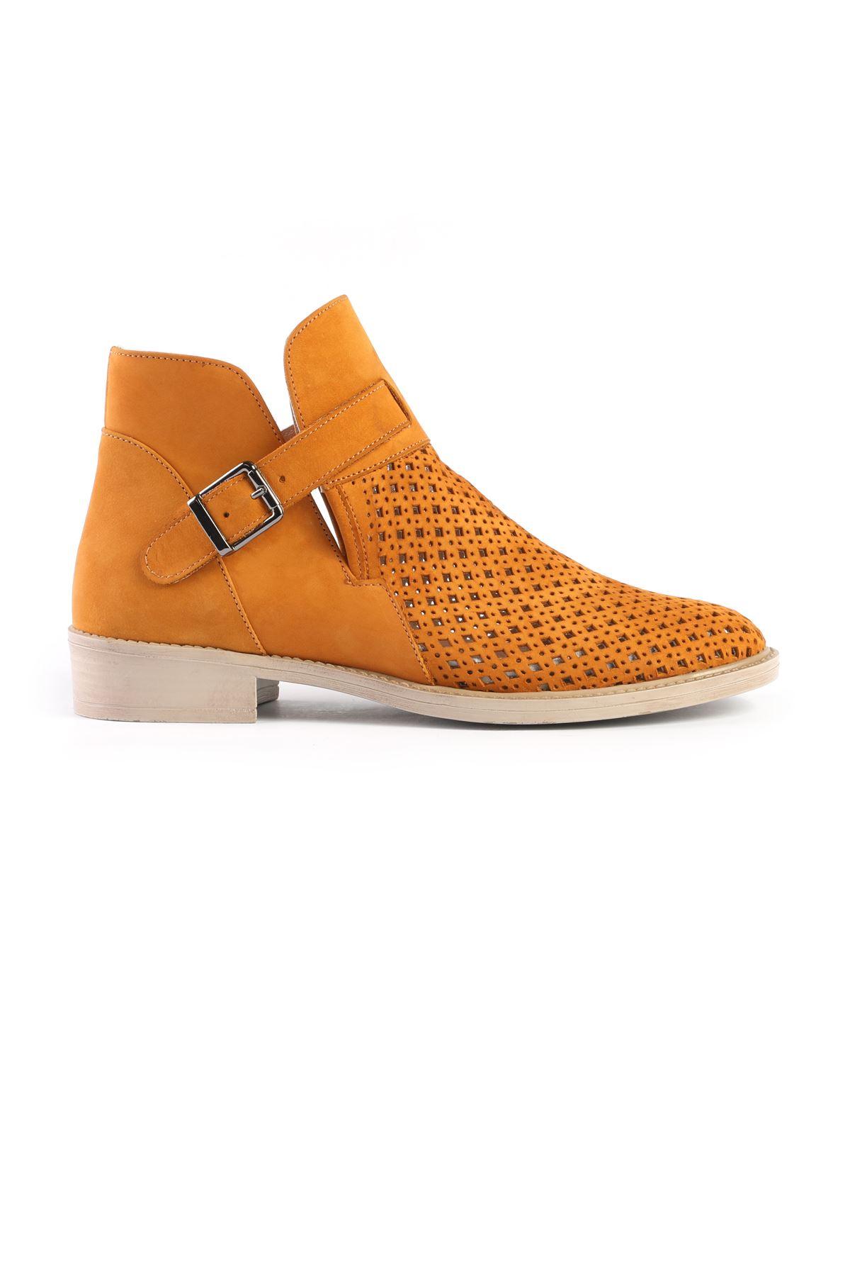 Libero MS4075 Mustard Summer Boot