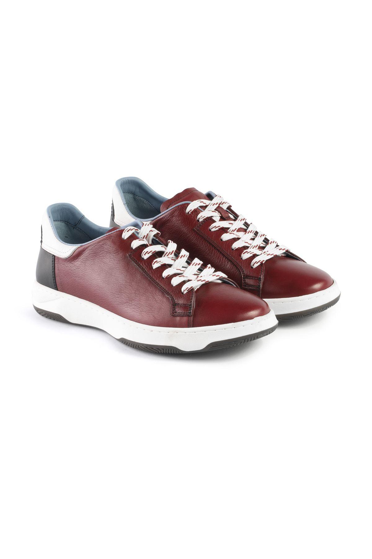 Libero L3227 Claret Red Sport Shoes
