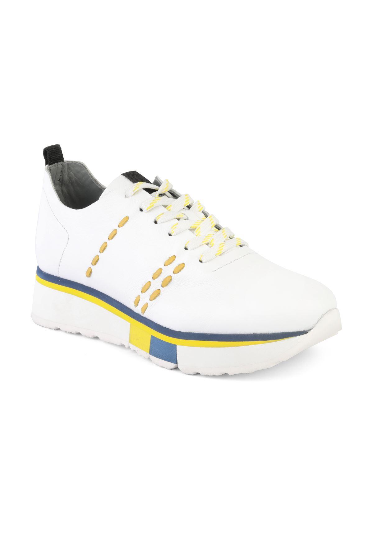 Libero L3379 White Sport Shoes