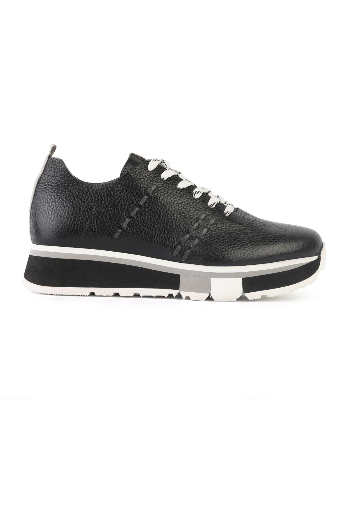 Libero L3379 Black Sports Shoes