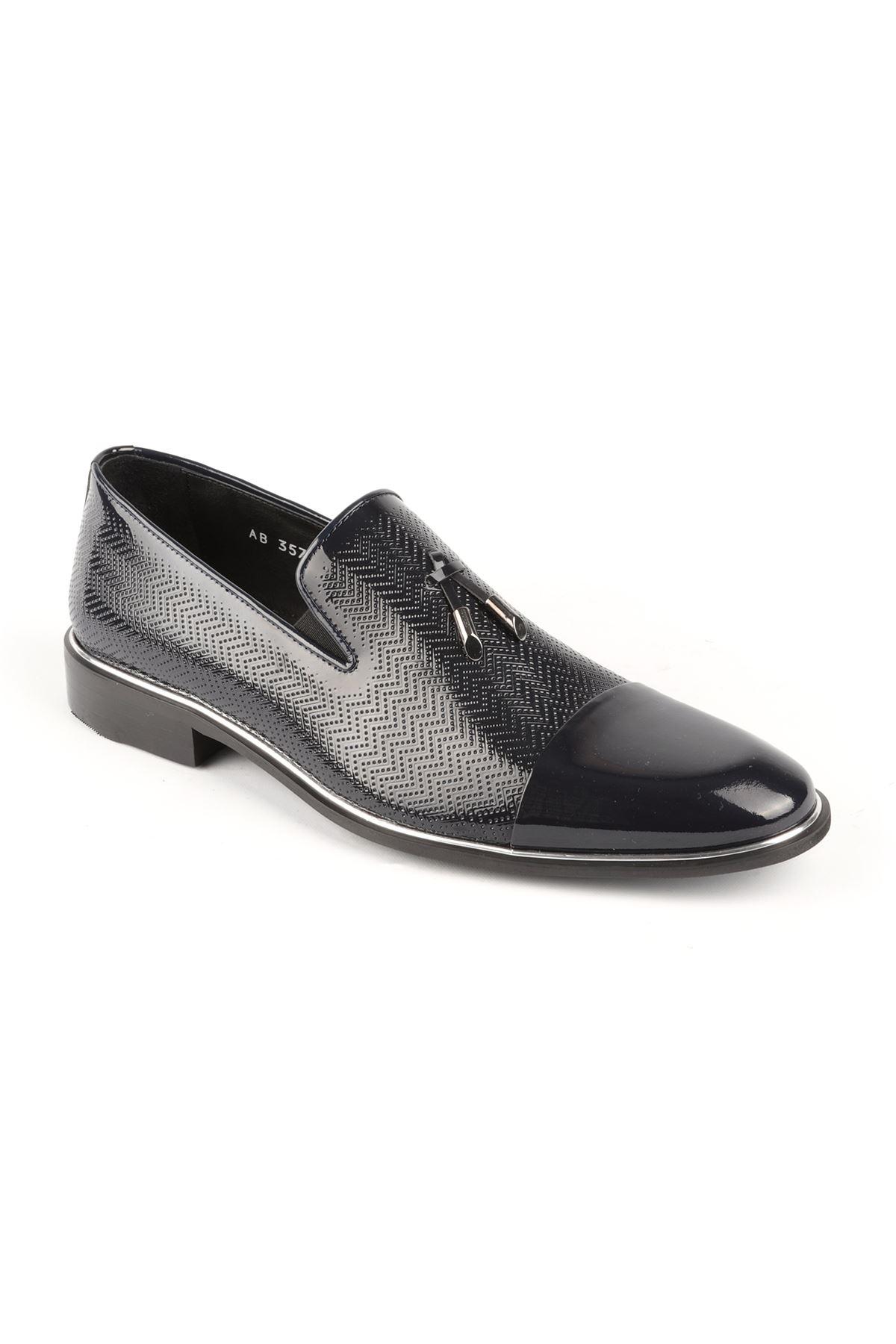 Libero L3579 Lacivert Klasik Ayakkabı