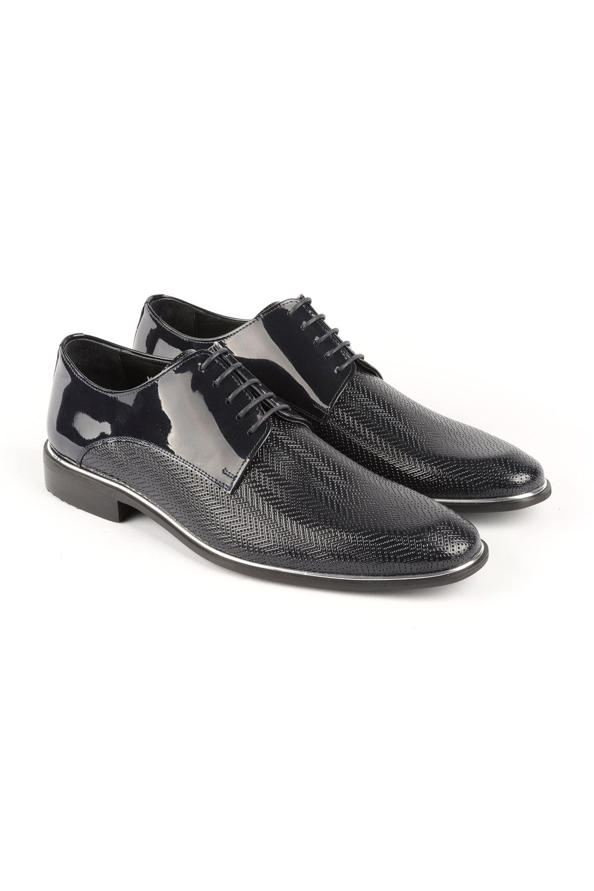 Libero L3580 Lacivert Klasik Ayakkabı