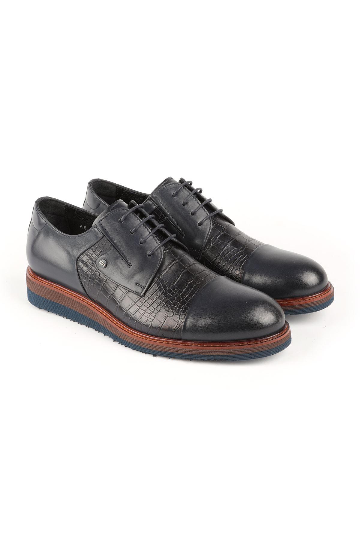 Libero L3596 Lacivert Casual Ayakkabı