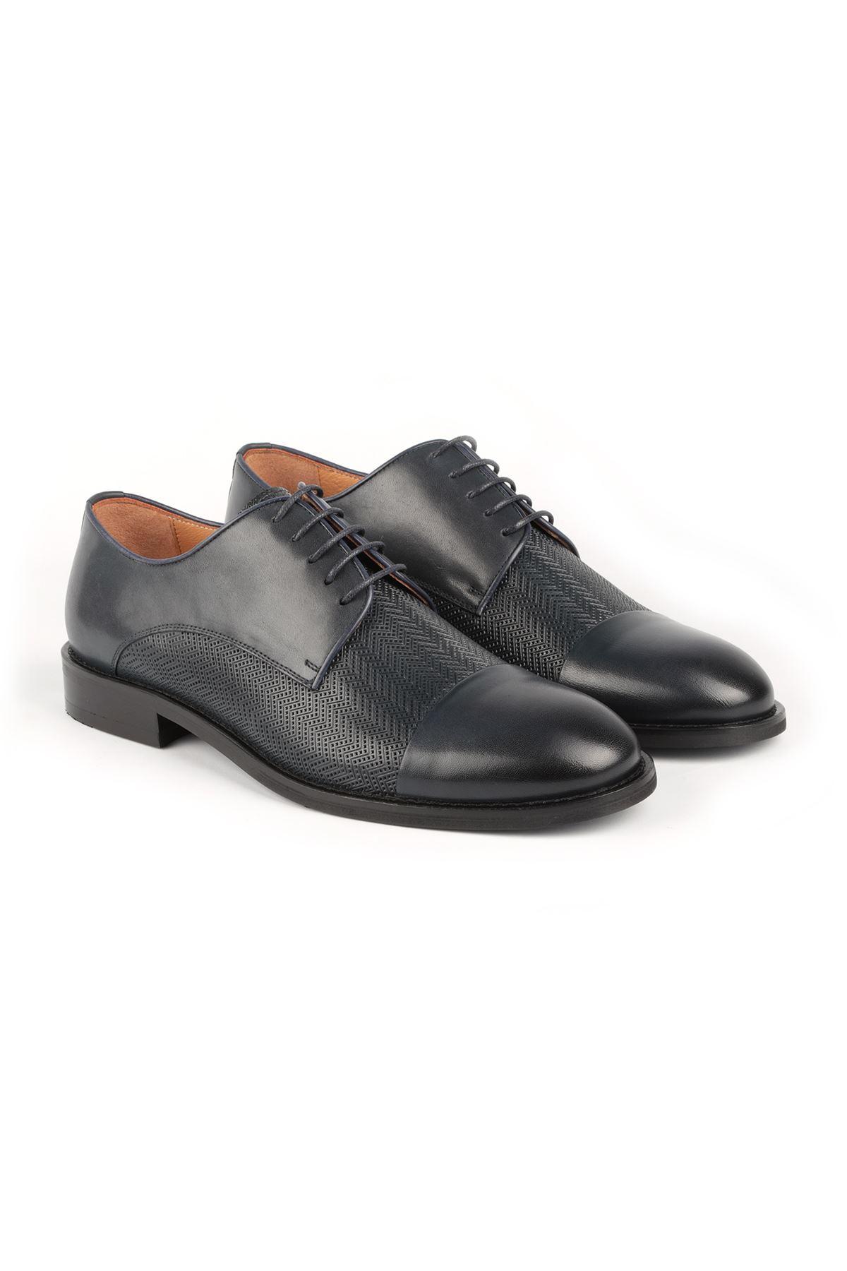 Libero L3559 Lacivert Klasik Ayakkabı