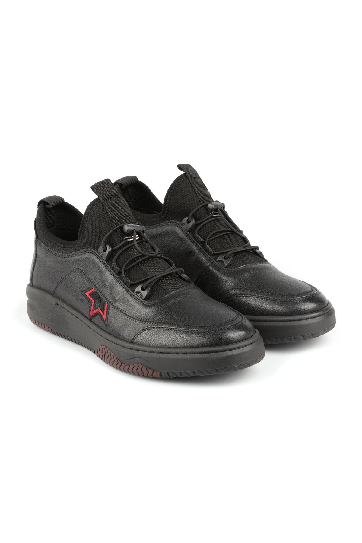 Libero L3546 Siyah Spor Ayakkabı