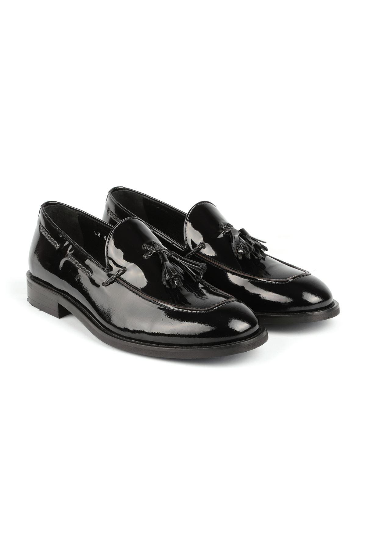 Libero L3562 Siyah Loafer Günlük Ayakkabı