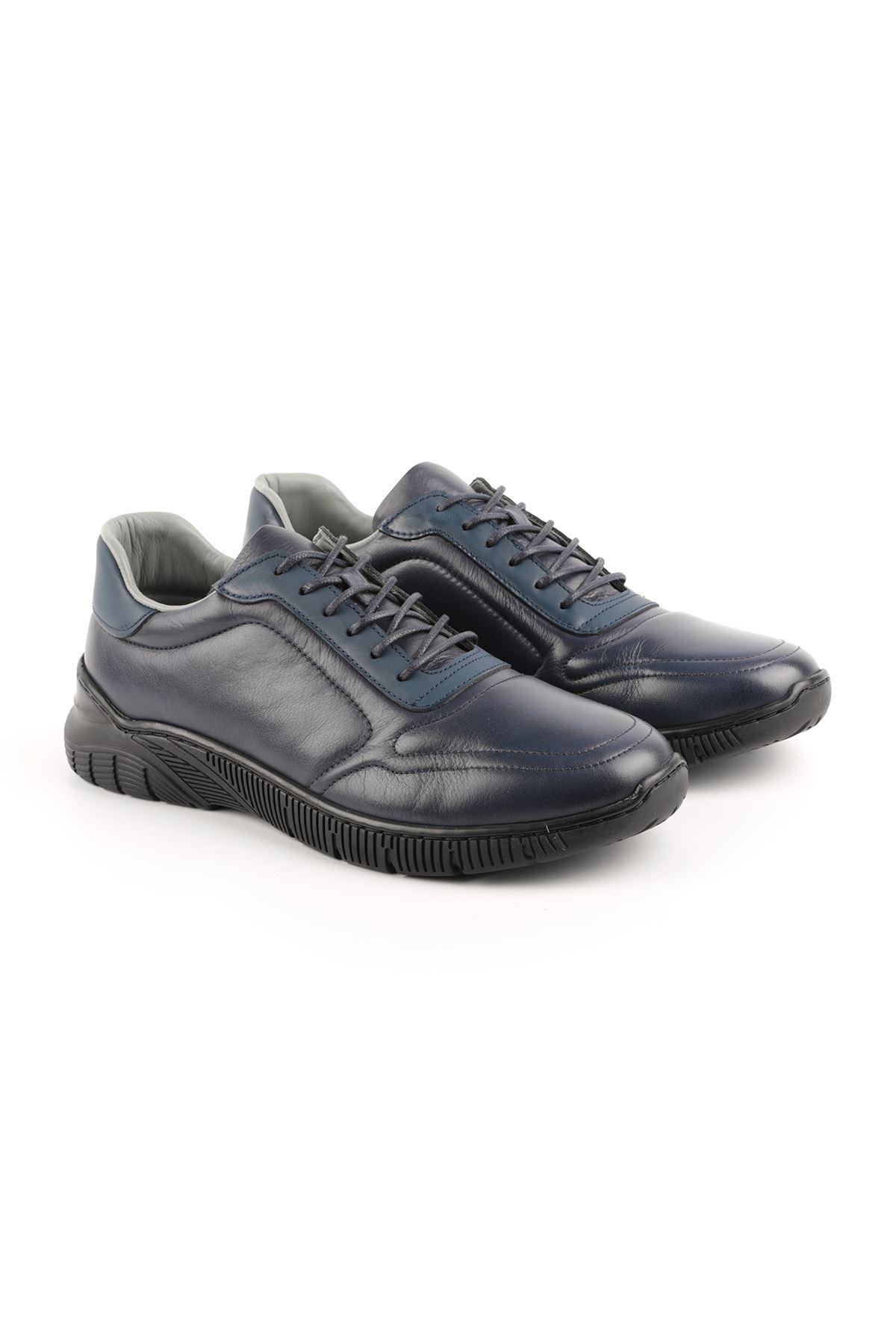 Libero L3491 Black Sports Shoes