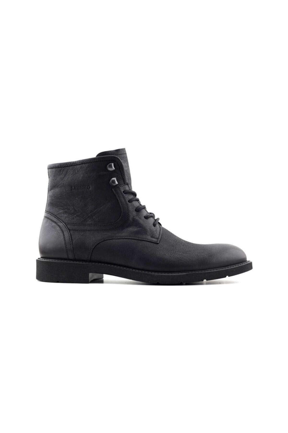 Libero L1315 Black Men's Boots