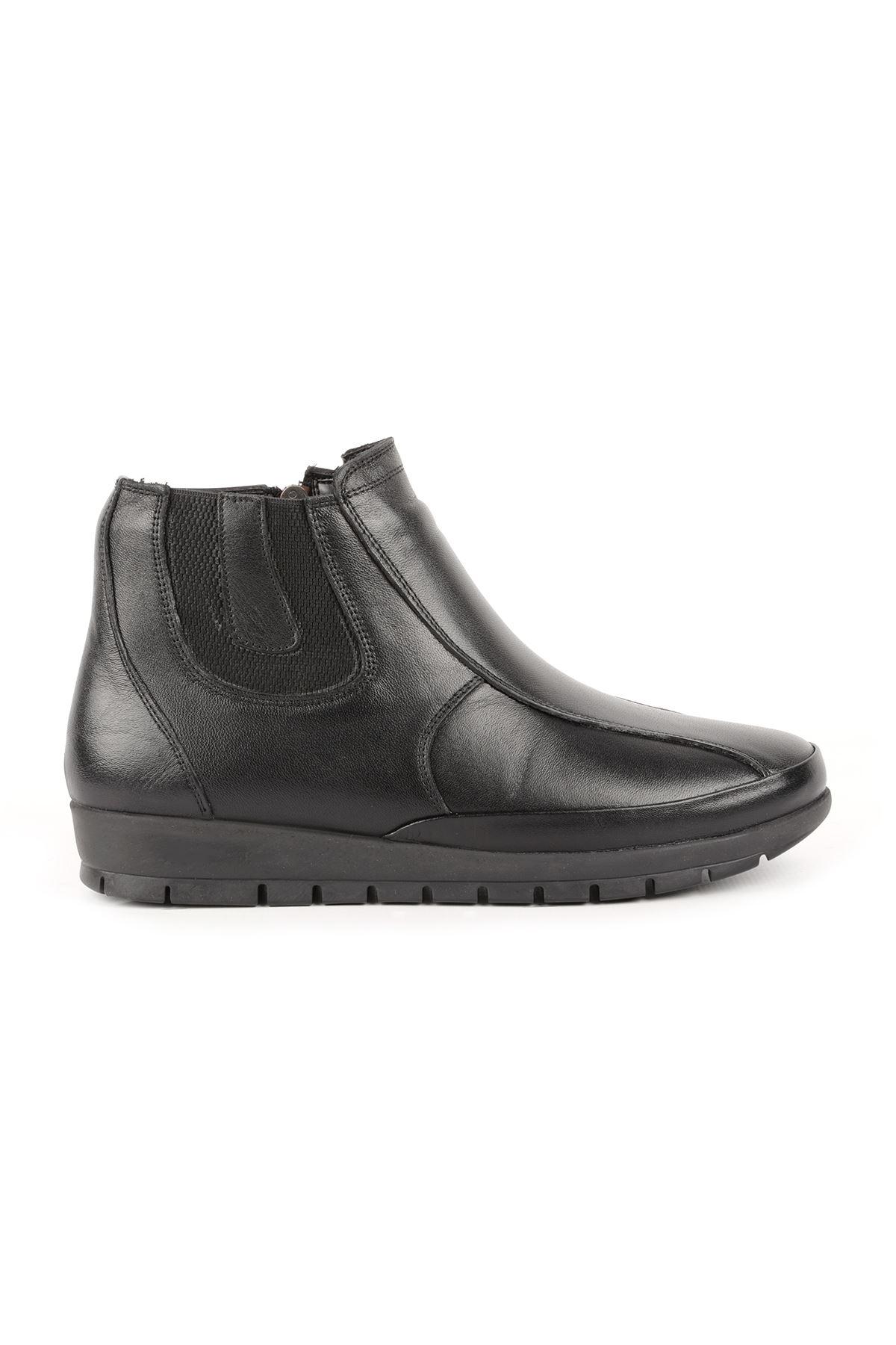 Libero ES209 Black Men's Boots